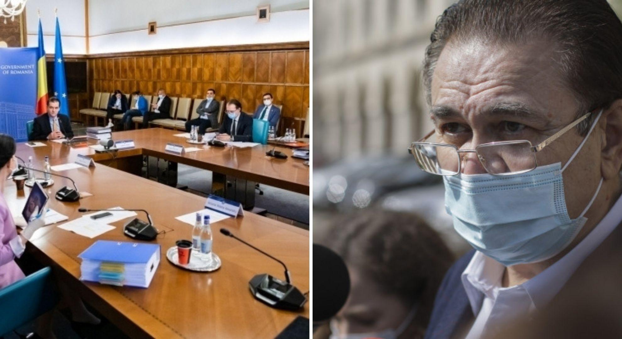 Astăzi, 19 octombrie, se întrunește Comitetul pentru Situații de Urgență. Măsuri de ultimă oră