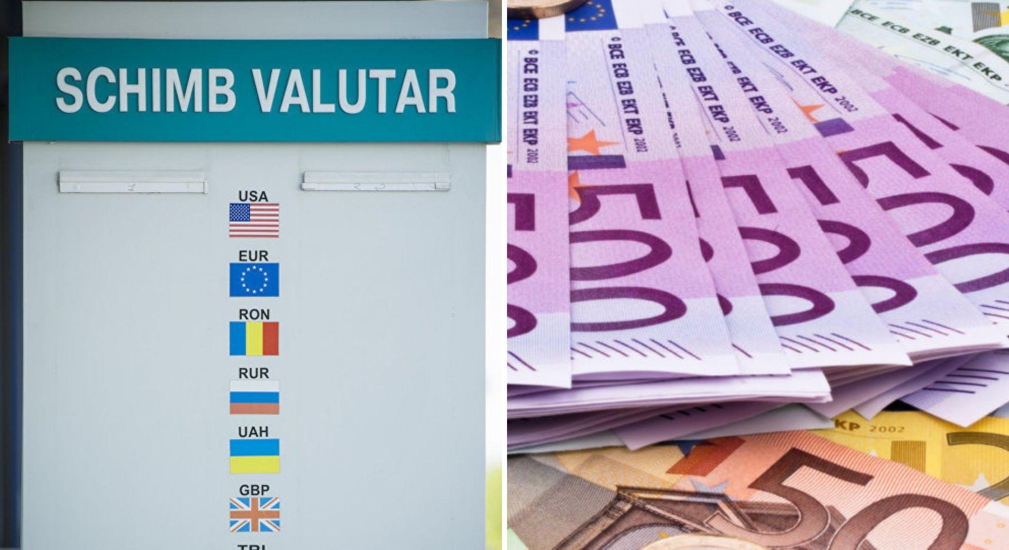 Curs valutar BNR 8 octombrie 2020. Ce se întâmplă cu euro