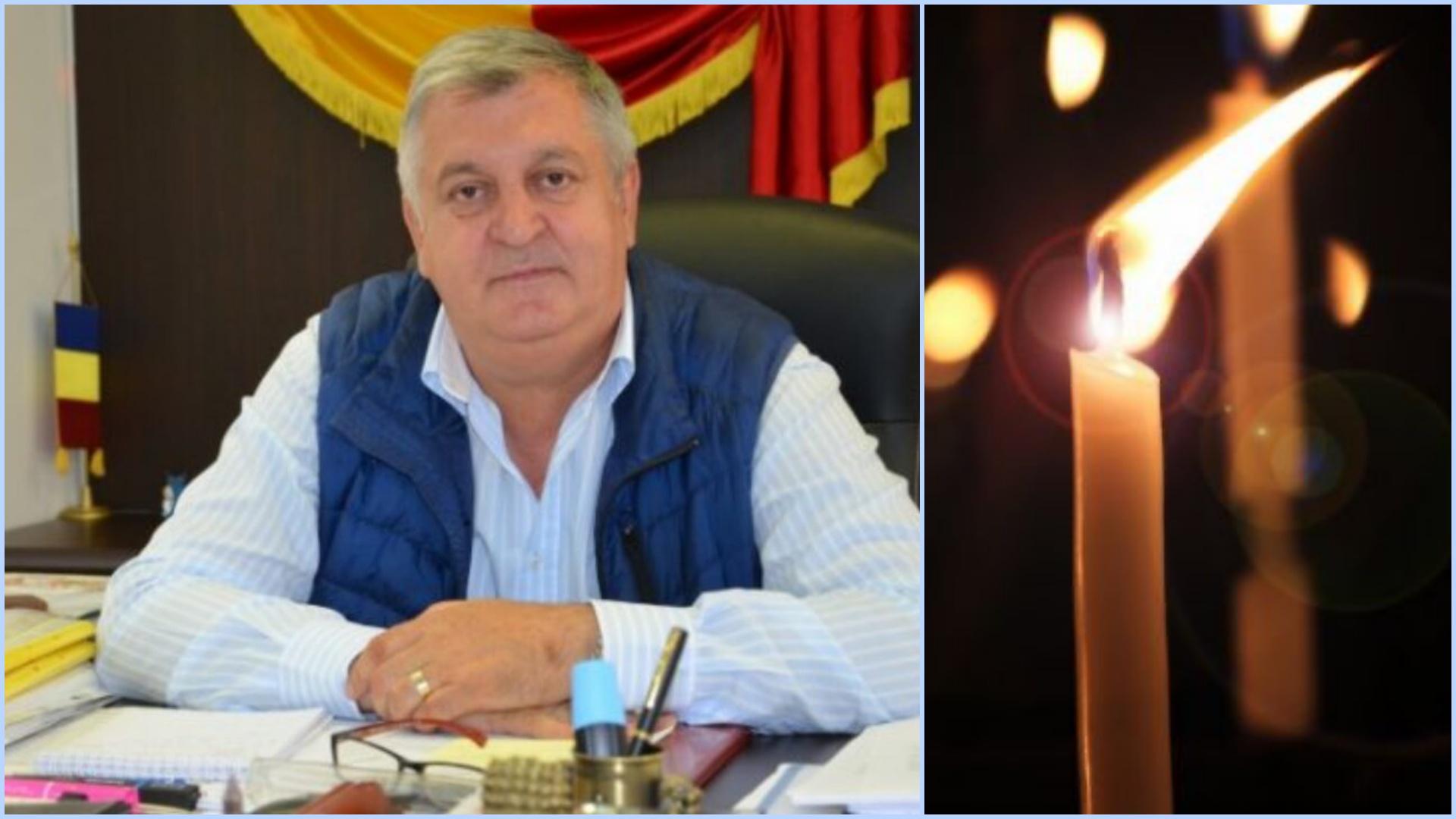 A murit primarul din Călărași. Dan Drăgulin era infectat cu Covid-19