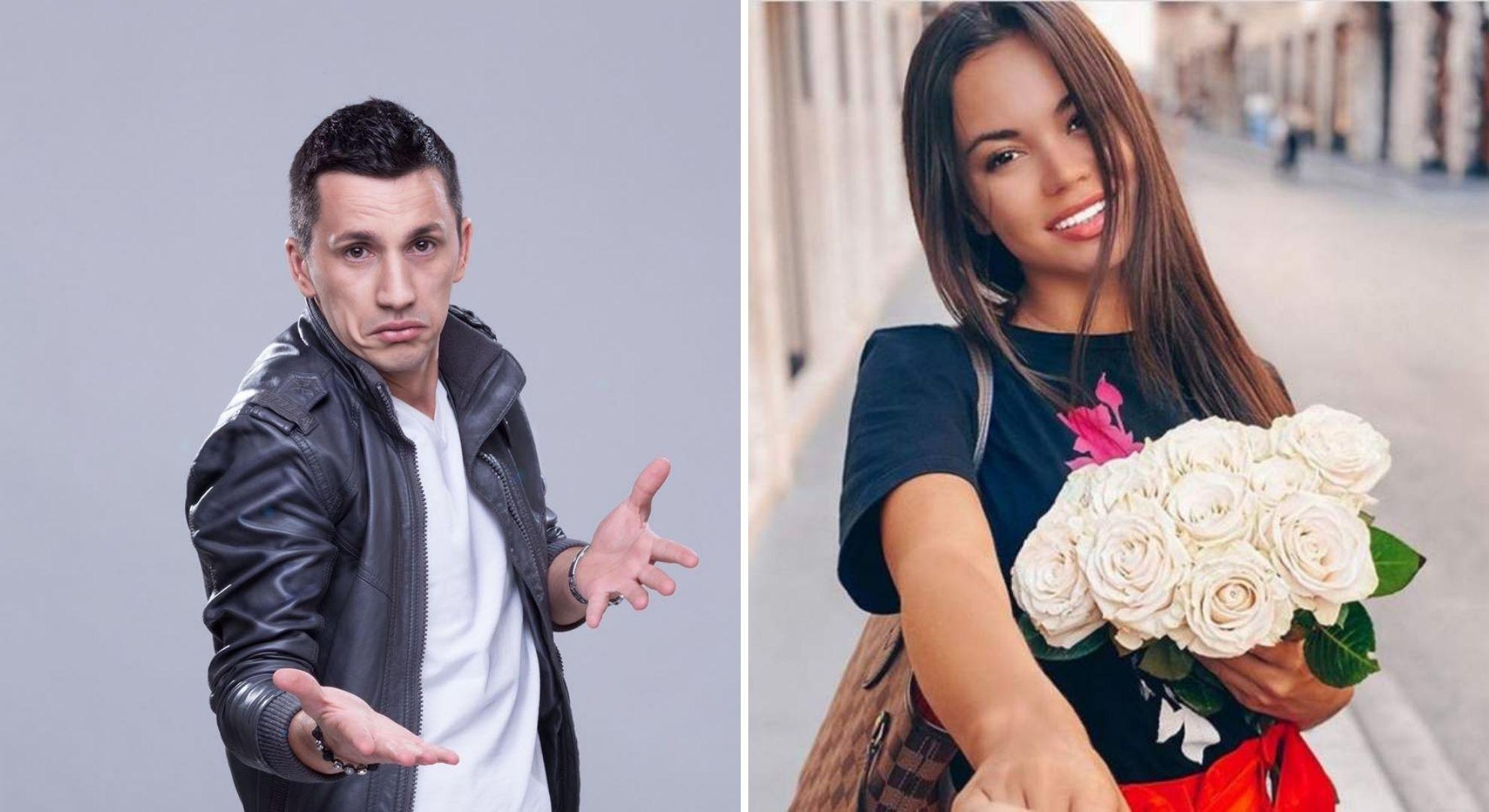Flick Domnul Rimă și Denisa Hodișan au făcut cununia religioasă