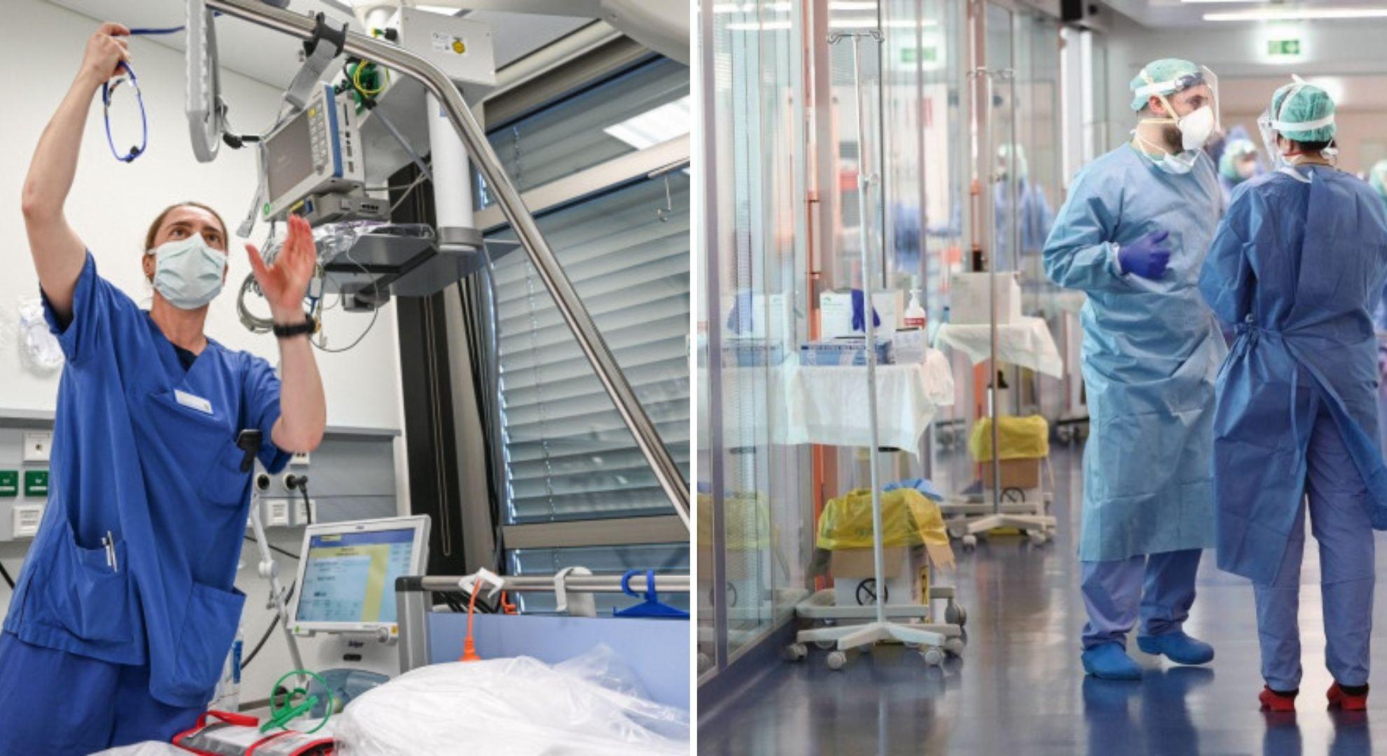 Primul pacient din lume diagnosticat simultan cu gripă și coronavirus
