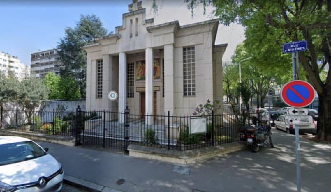 Un alt preot ortodox din Franța a fost împușcat în stomac în timp ce închidea Biserica Greacă din Lyon în care slujea/ Preotul se află în stare gravă