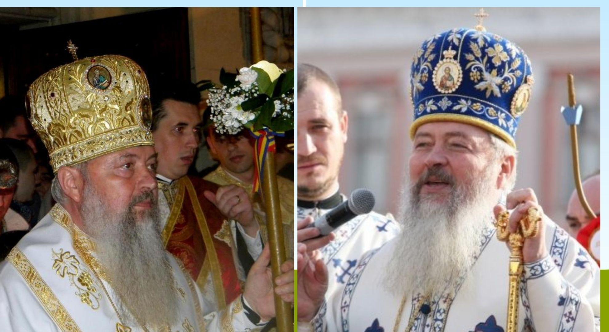 Un nou Înalt Prea Sfințit diagnosticat cu Covid-19. Care este starea lui