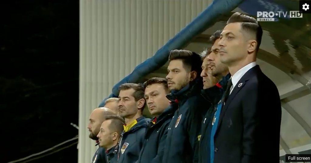 Romania - Austria live video