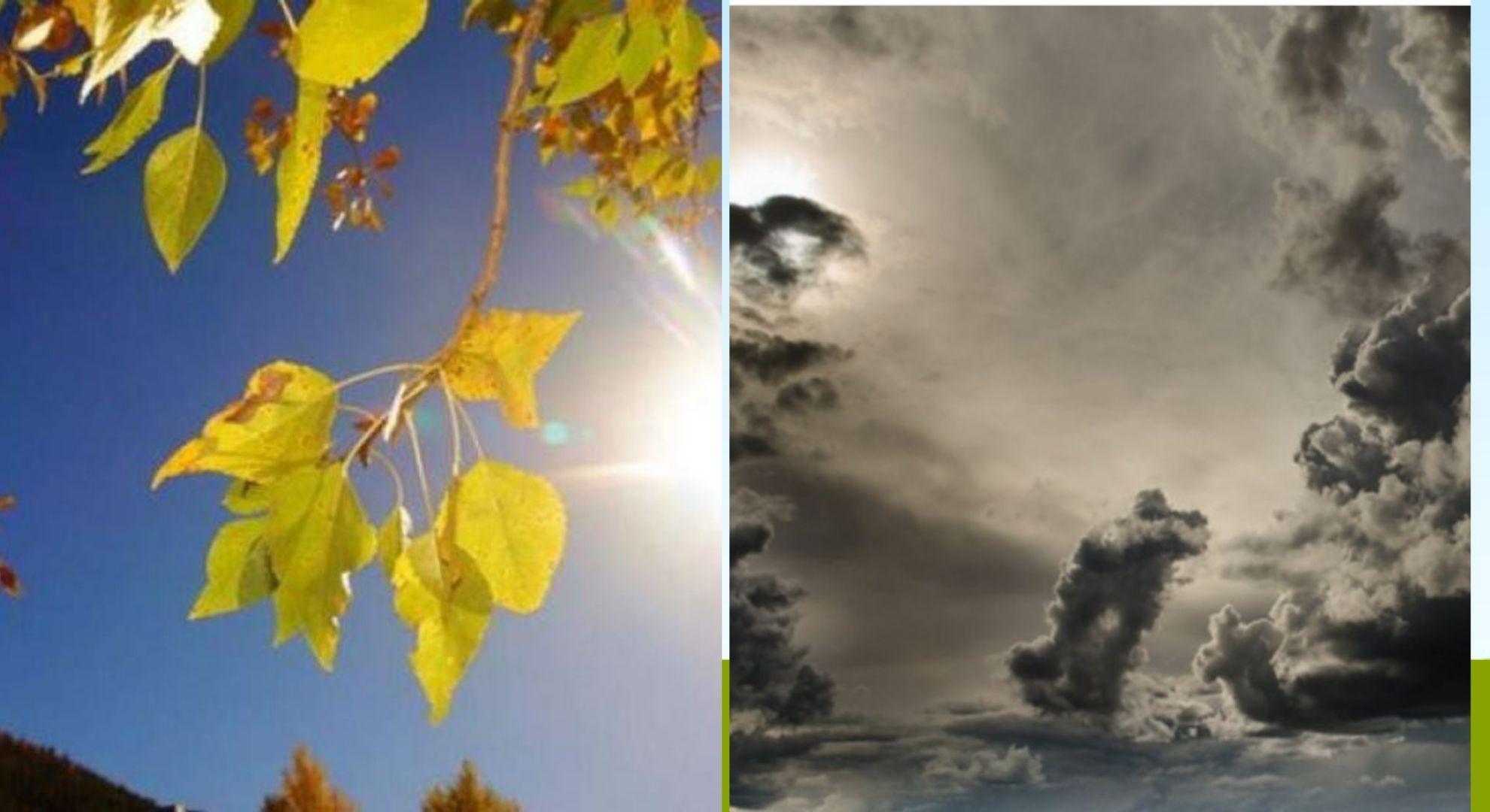 Prognoza ANM 5 octombrie 2020. Cum va fi vremea la început de săptămână