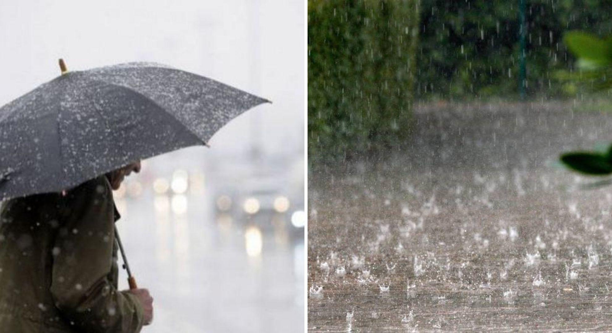 Prognoza ANM 9 octombrie 2020. Patru coduri de ploi abundente