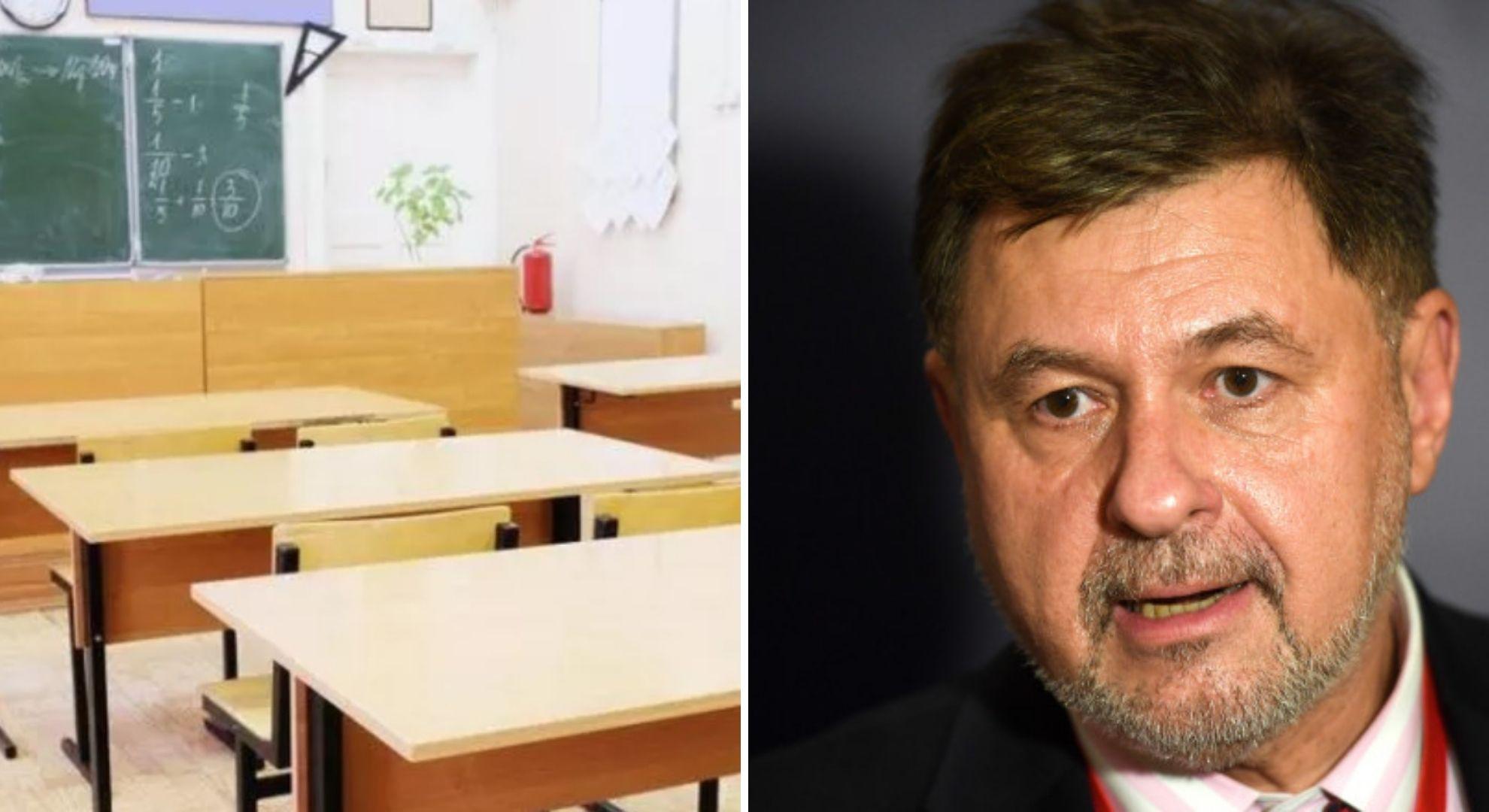 """Profesorul Rafila recomandă ca școlile să rămână deschise: """"Nu copiii sunt principala sursă de transmitere a bolii"""""""