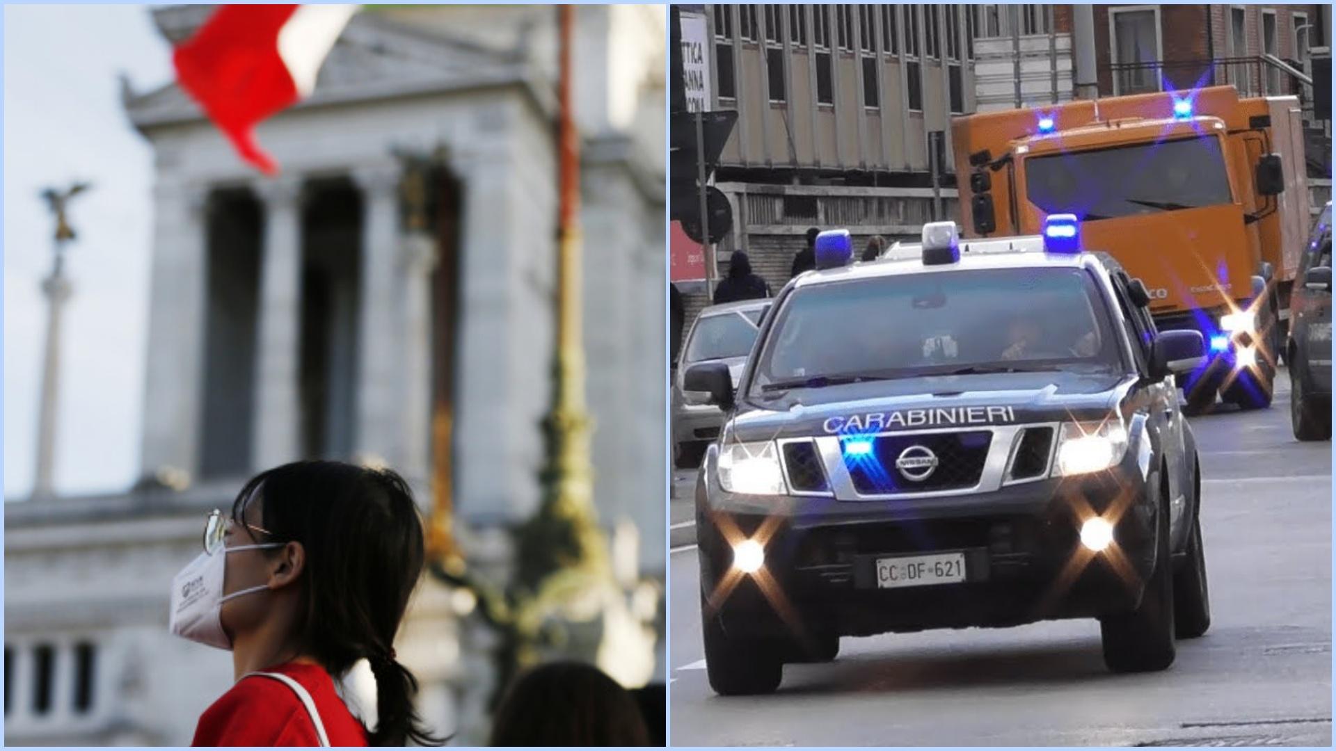 Zeci de români pozitivi la Covid-19 au fugit din carantină, din Italia și s-au întors în țară