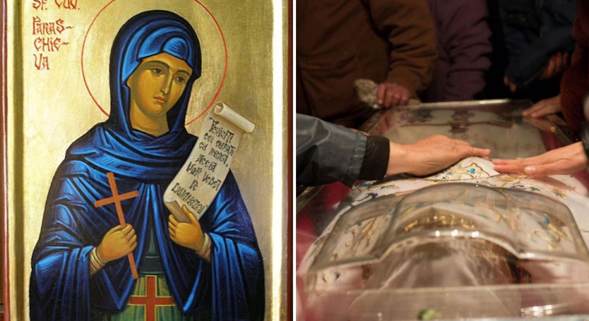Tradiții și obiceiuri de Sfânta Parascheva. Ce este bine să faci pe 14 octombrie