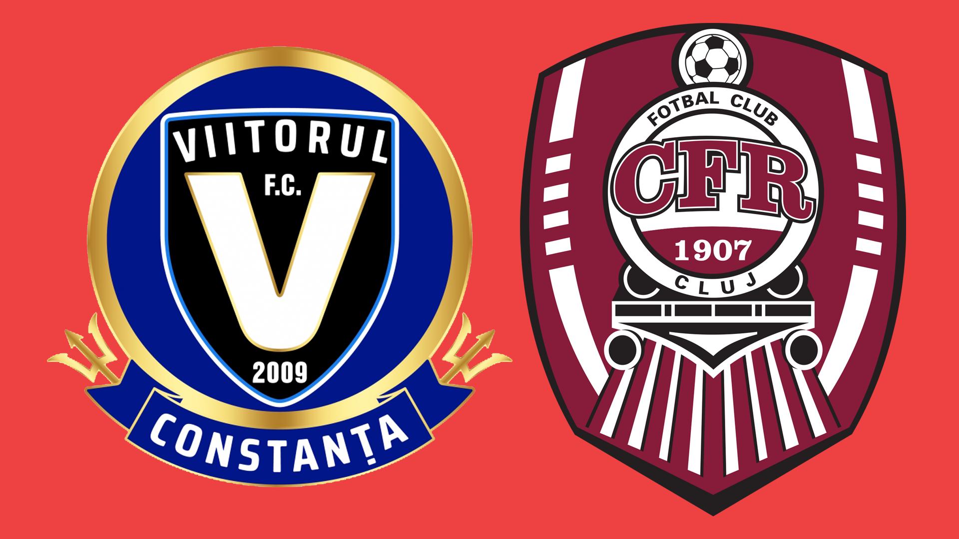 Live video Viitorul - CFR Scor. Transfer major înainte de meci