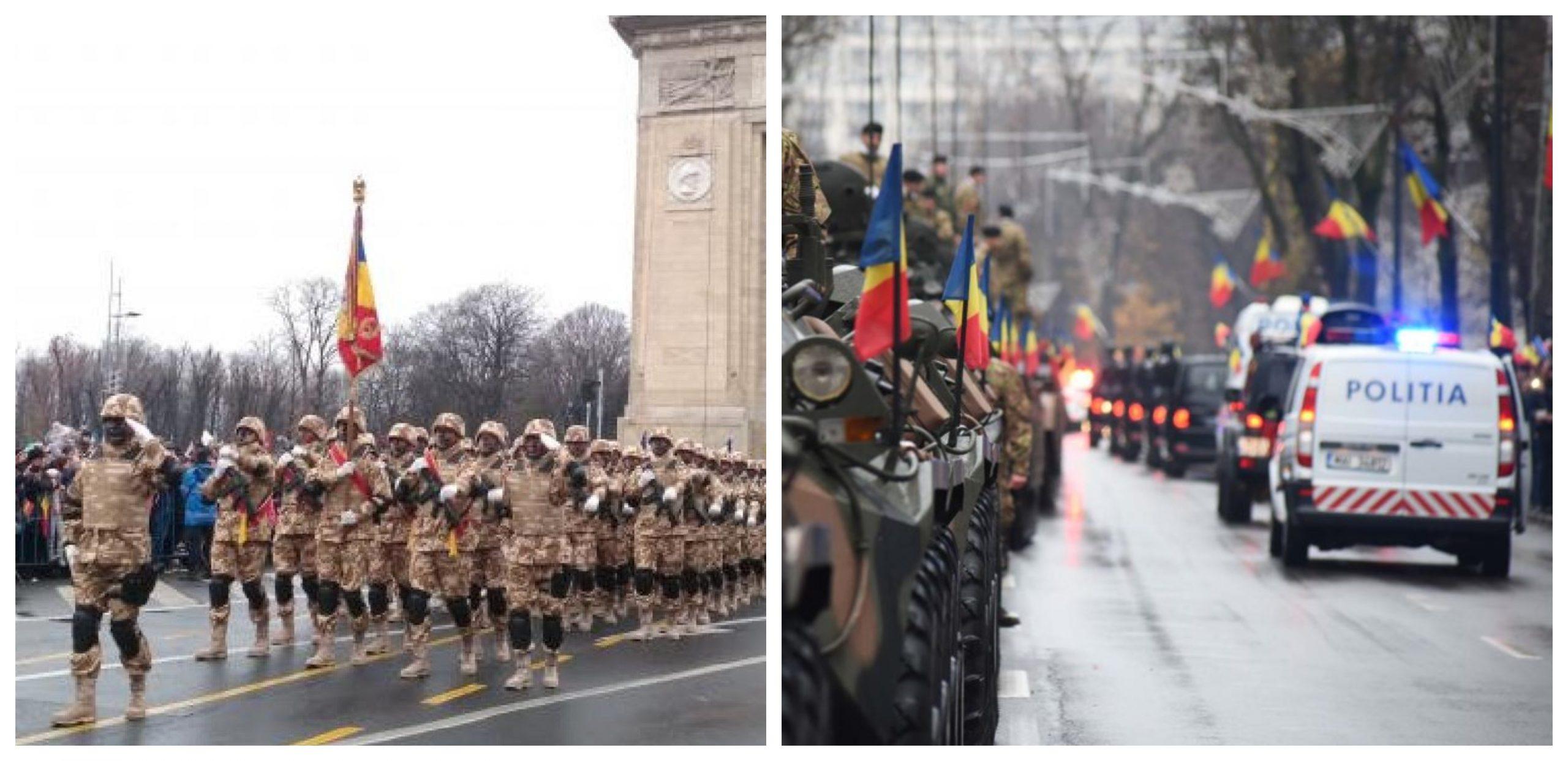 Au fost anunțate măsurile obligatorii la Parada de 1 decembrie. Cine poate participa