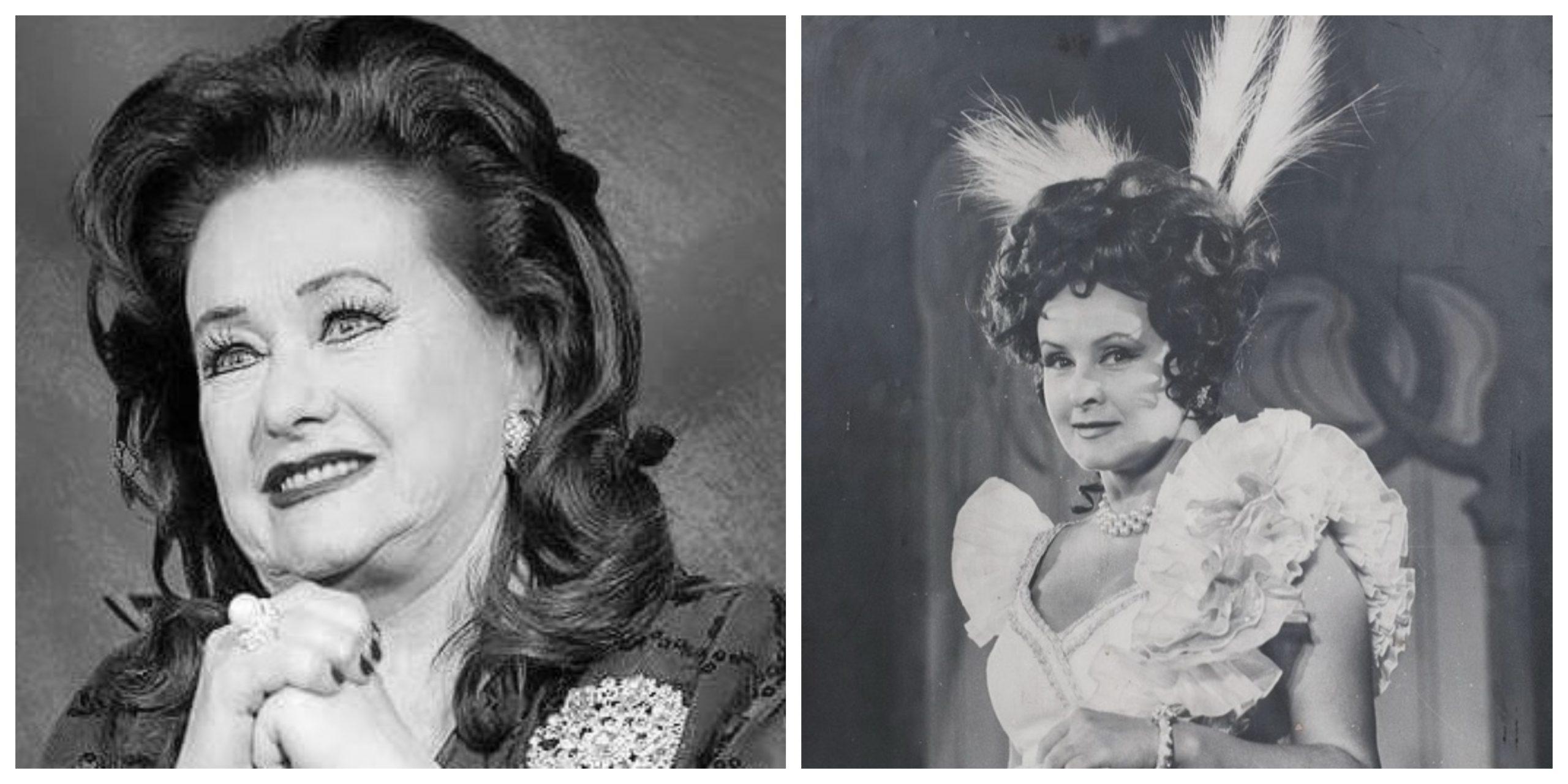 Au trecut 3 ani de la moartea Stelei Popescu. Ultima imagine cu ea în viață. FOTO