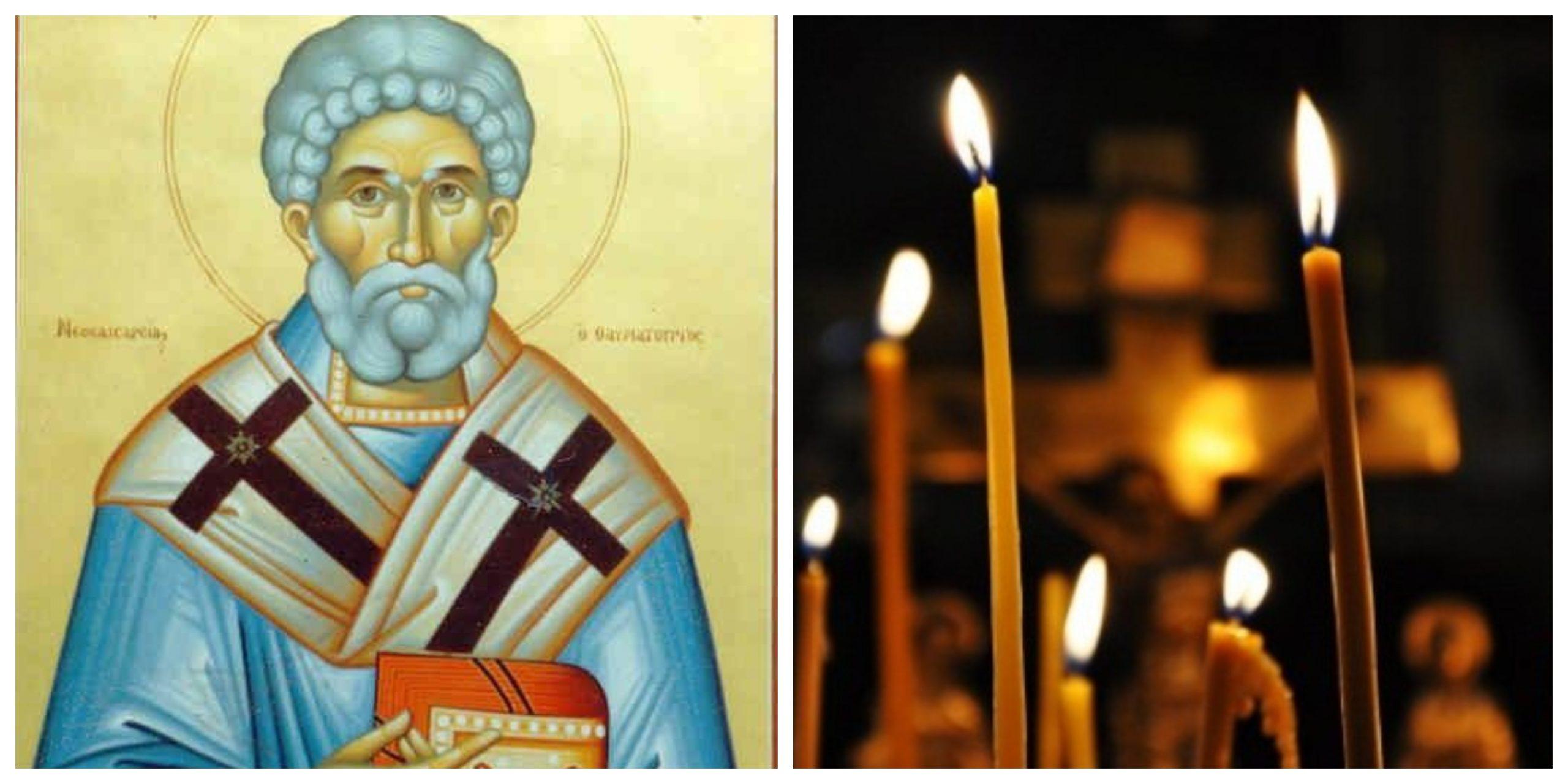 Calendar ortodox 17 noiembrie. Care este marele sfânt al zilei de azi, făcător de minuni