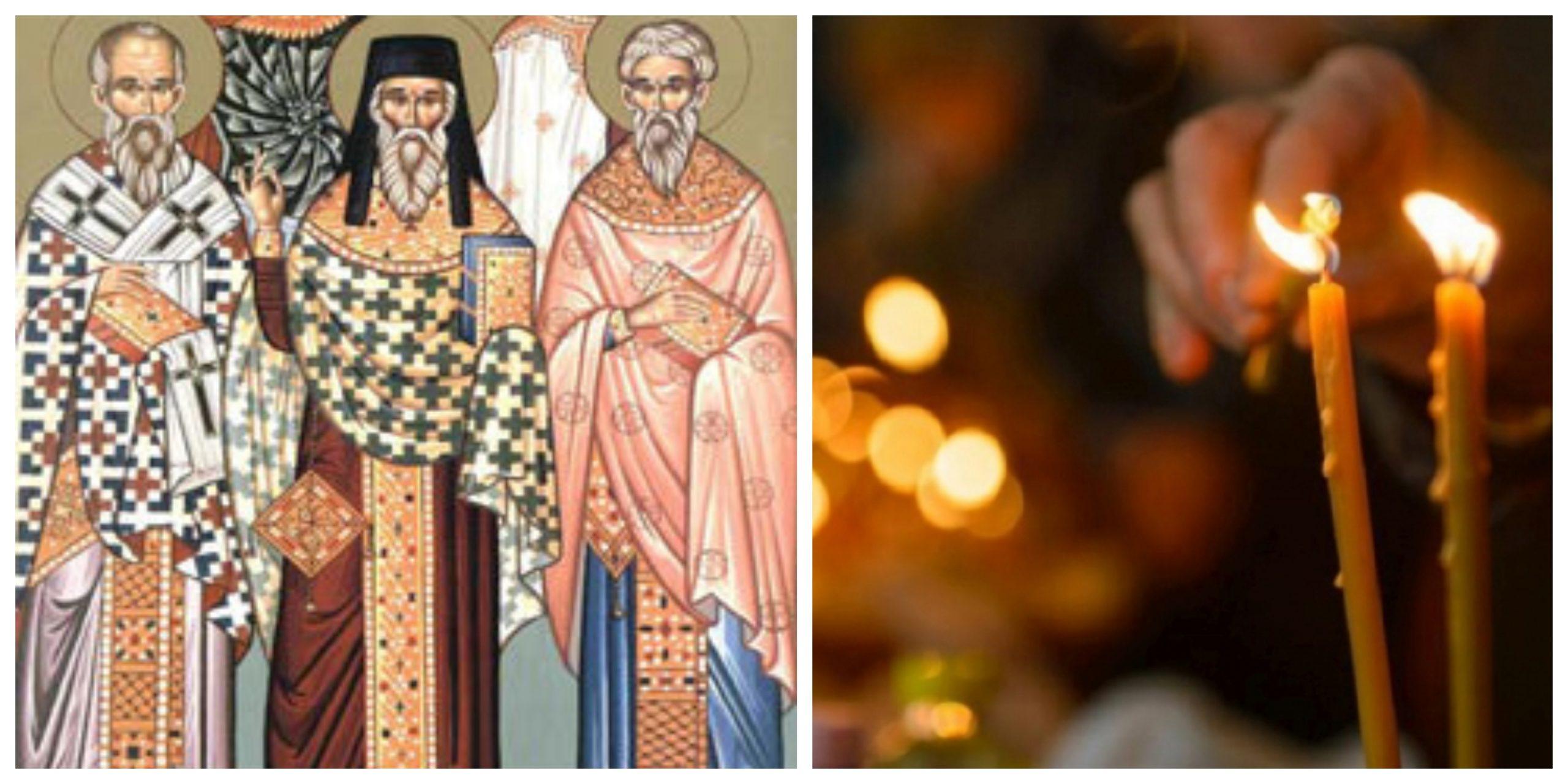 Calendar ortodox 3 noiembrie 2020. Află ce sfinți sunt rememorați marți