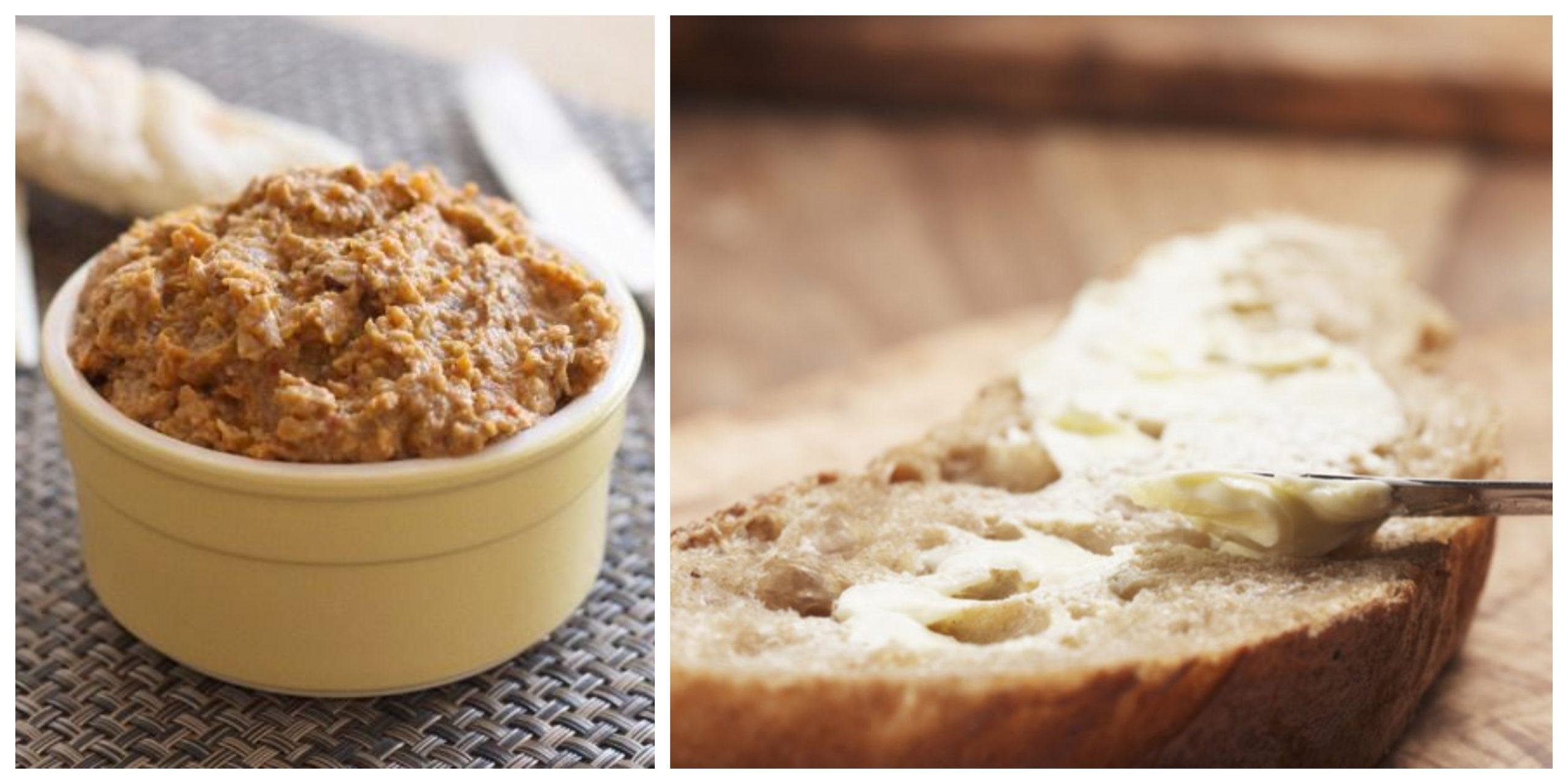 Cât de nocivă este mâncarea de post. Ce complicații pot provoca margarina sau pateurile vegetale