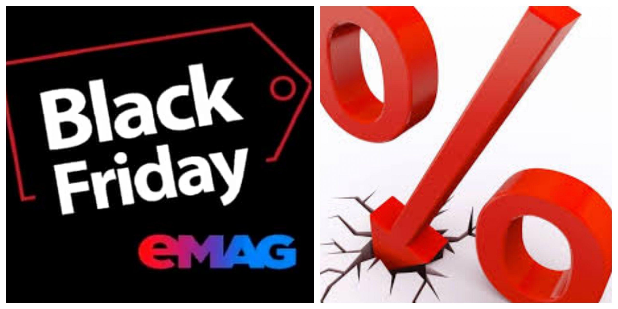 Ce trebuie să faci dacă vezi prețuri greșite la eMag de Black Friday