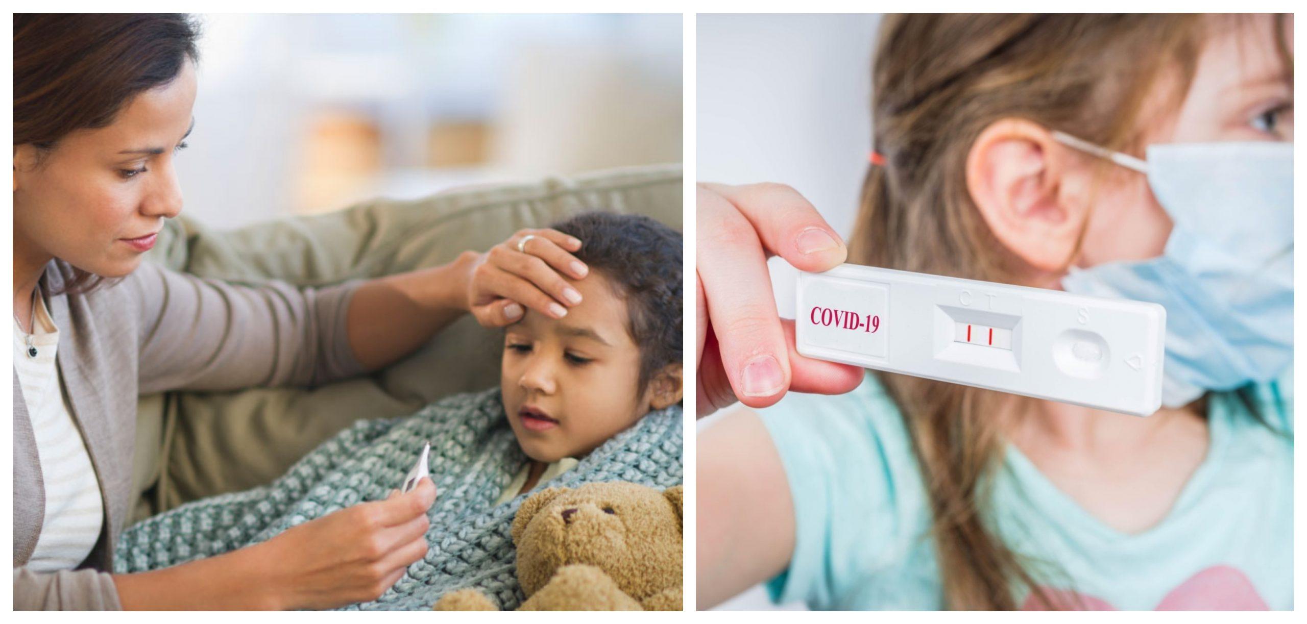 Copiii se îmbolnăvesc mai greu de covid. Ce spun studiile despre virus, în cazul celor mici