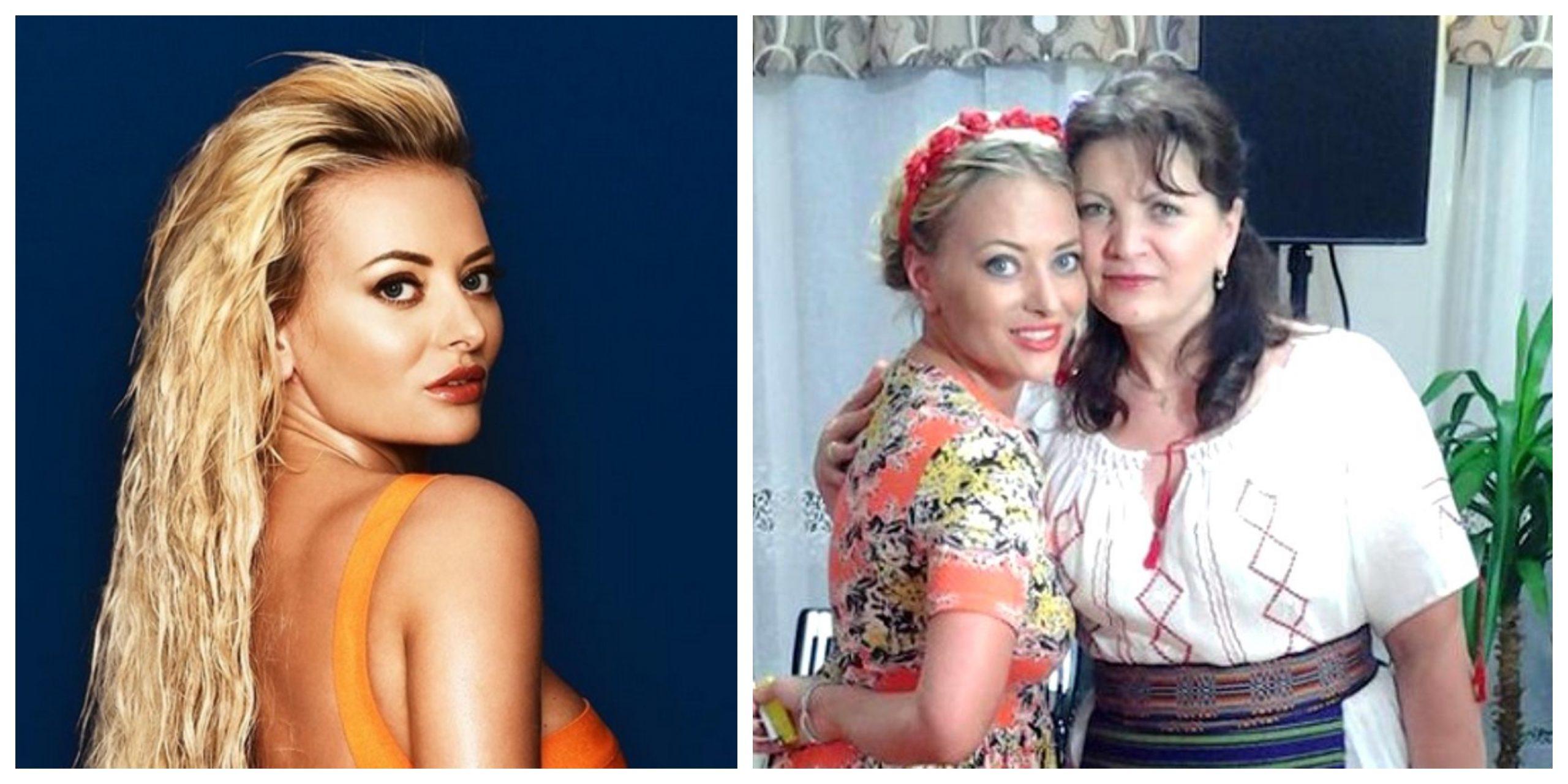 Delia seamănă perfect cu mama ei. Cum arăta Gina Matache în tinerețe