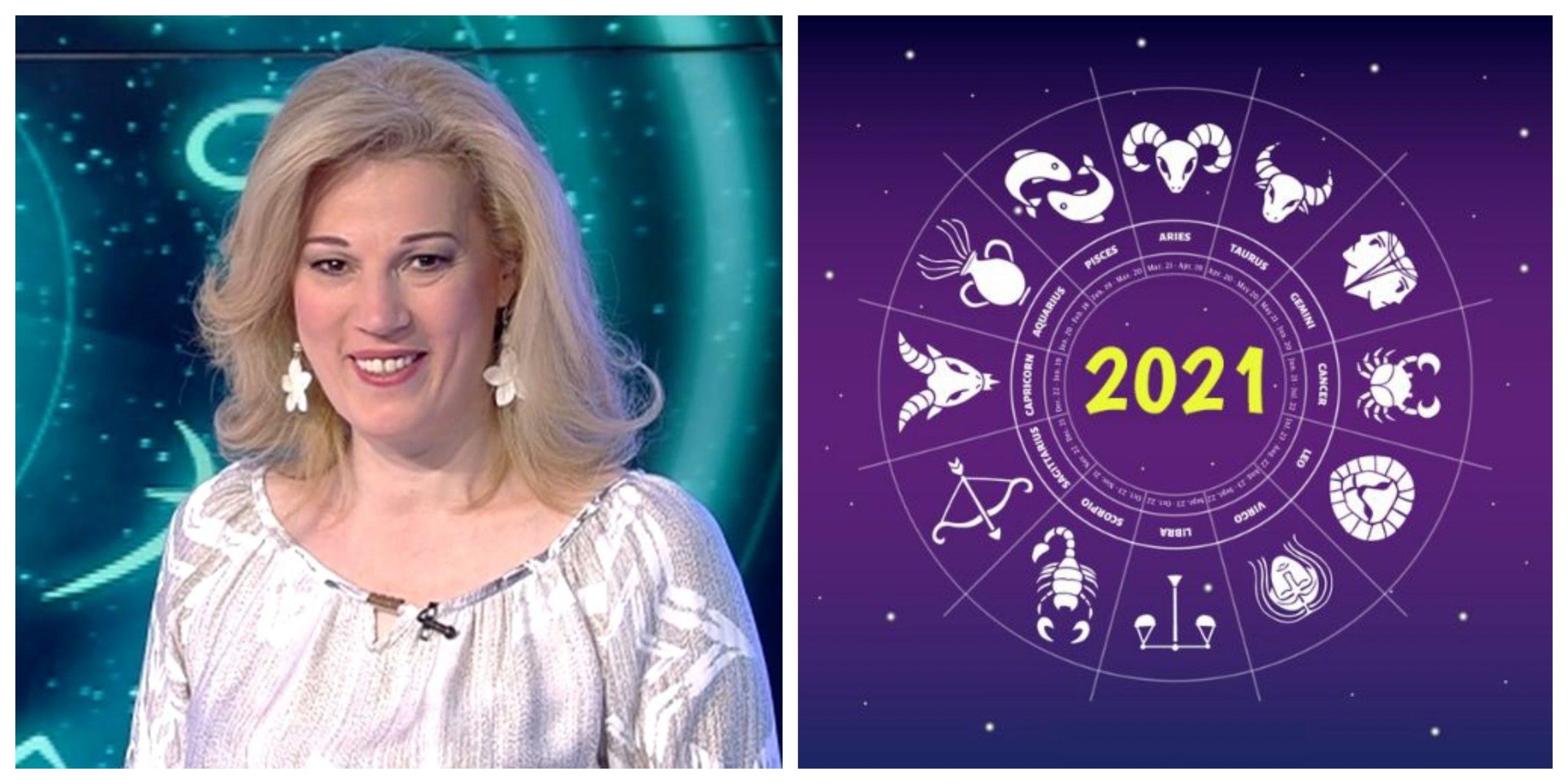 Horoscop 2021 Camelia Pătrășcanu pe zodii. 3 nativi au noroc, dar 2 zodii suferă