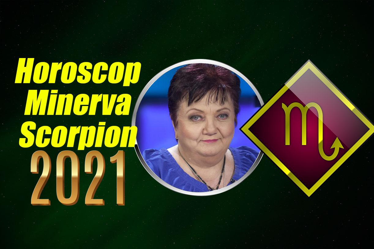 Horoscop Minerva 2021 Scorpion. Un an nou cu împliniri pe toate planurile
