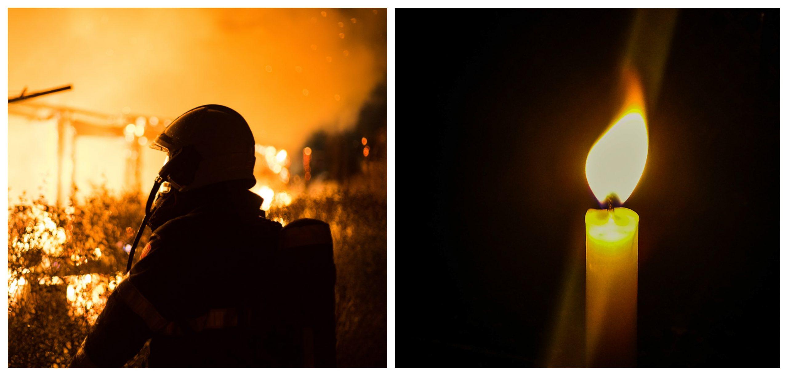 Incendiu cu victime în Câmpina. Totul a pornit de la o lumânare