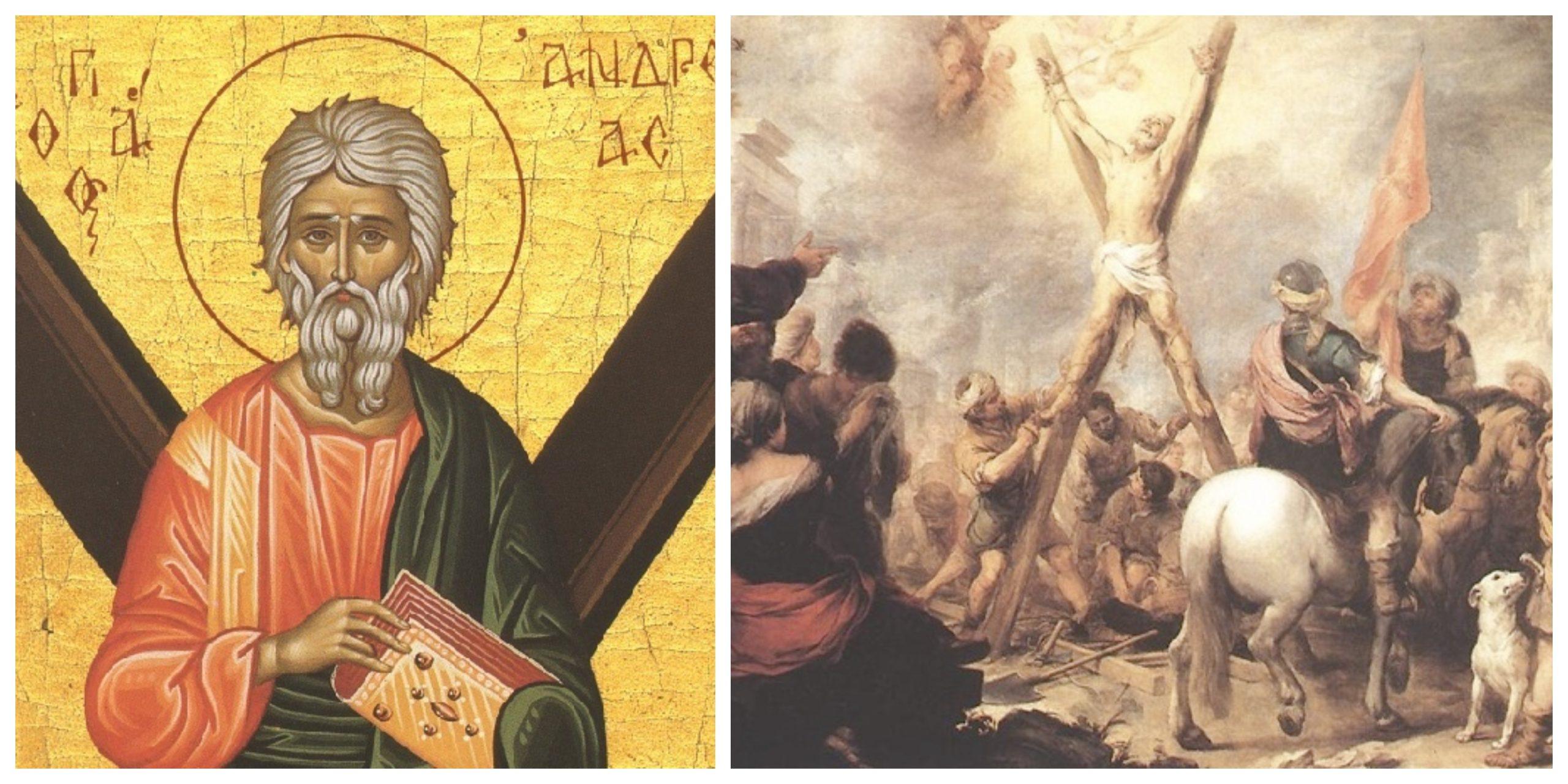 Lucruri pe care nu le știai despre Sfântul Andrei. Cine a fost, de fapt, Ocrotitorul României