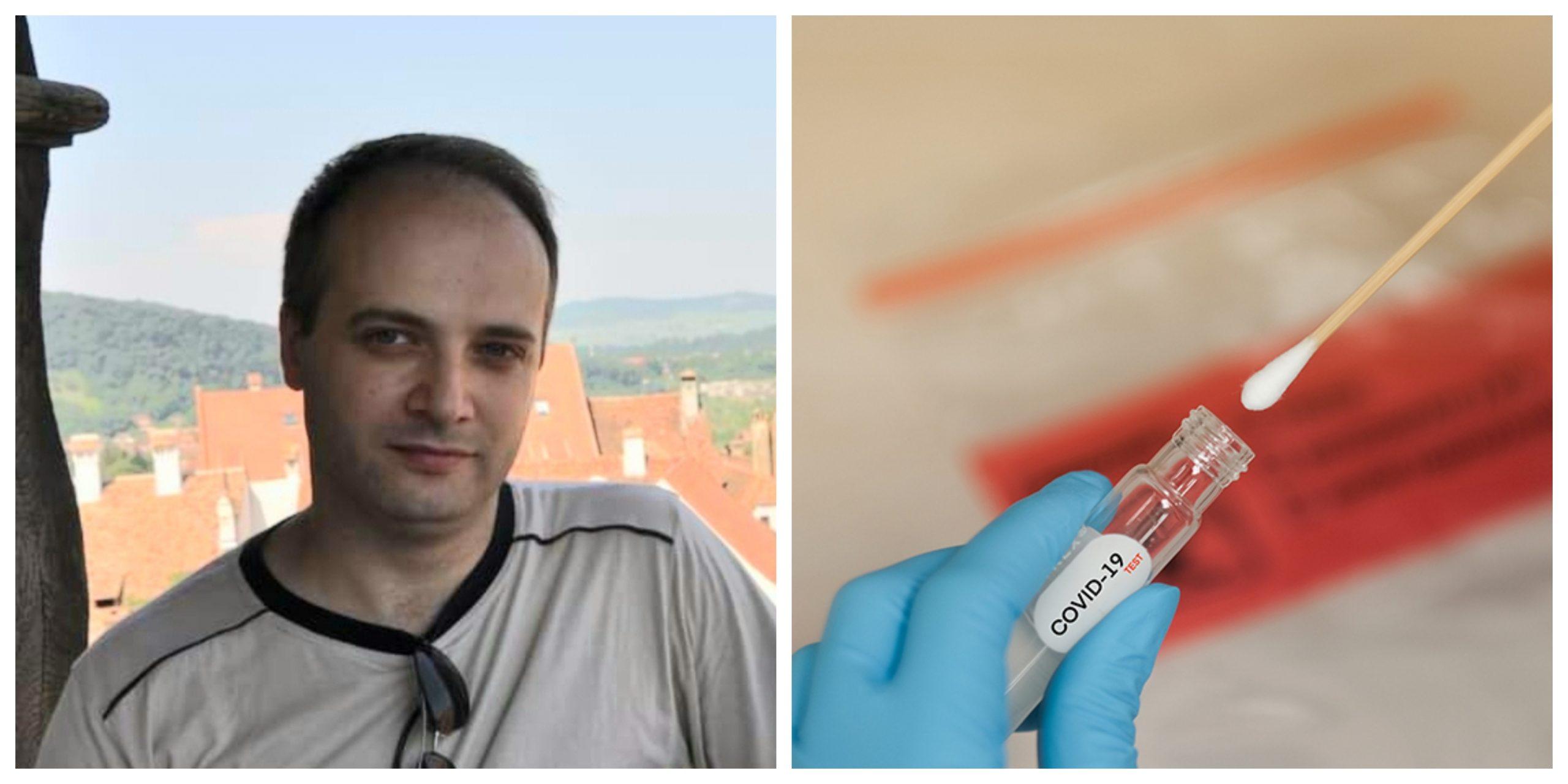 Medicul-erou de la Piatra Neamț a fost testat pentru coronavirus. Ludovic Orban a dezvăluit rezultatul testului
