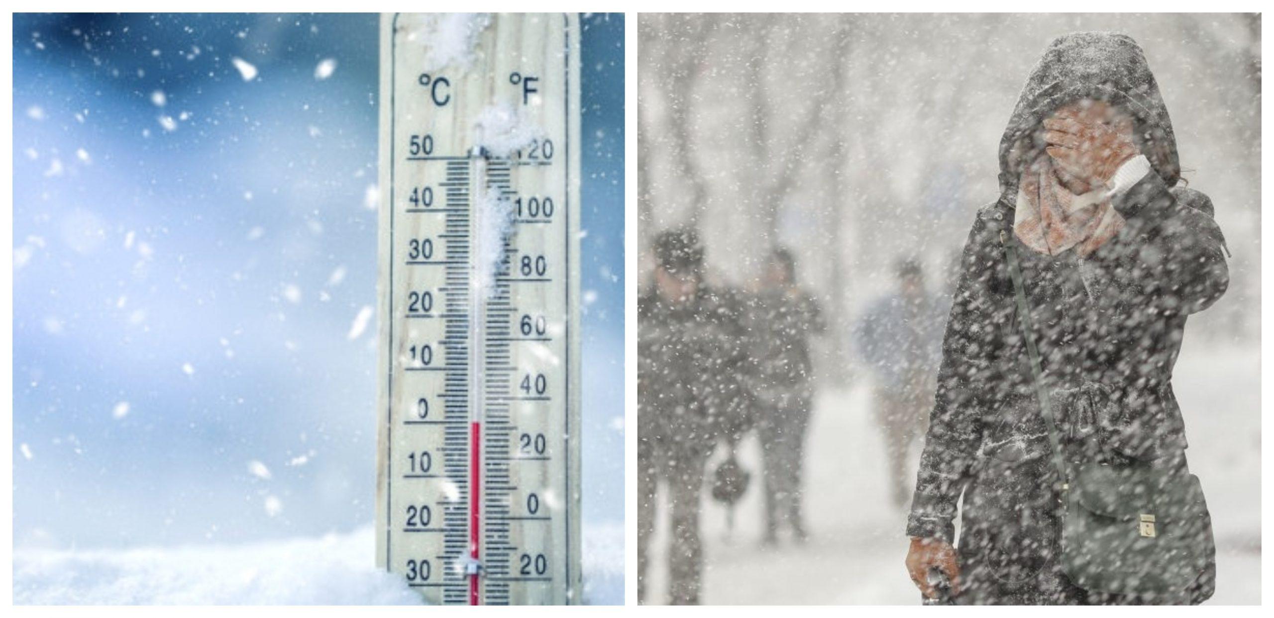 Meteorologii avertizează! Vom avea cea mai grea iarnă din istorie. Când vine prima ninsoare