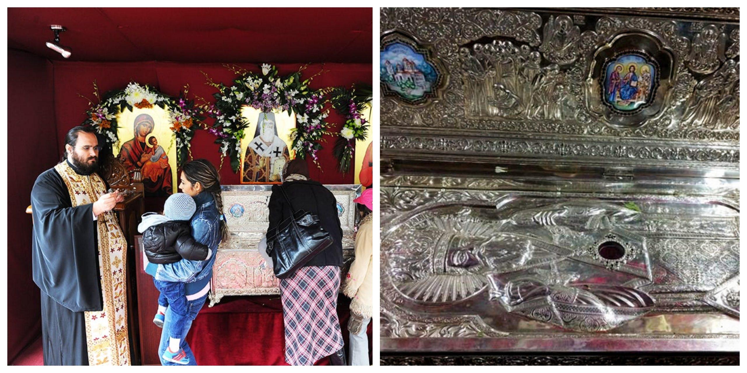 Pelerinaj în București. Cine se poate închina la moaștele SPelerinaj în București. Cine se poate închina la moaștele Sfântului Nectarietului Nectarie