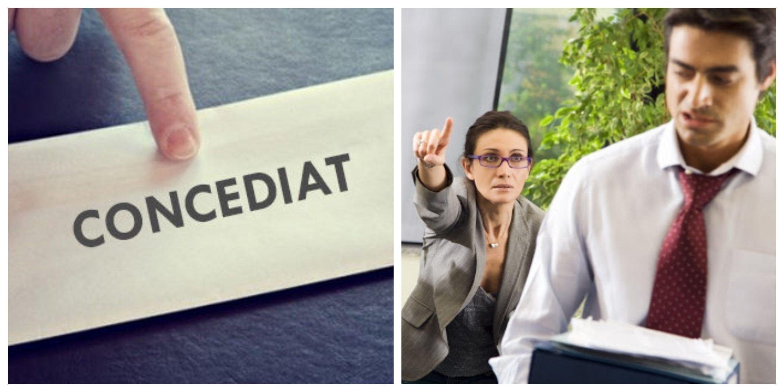 Sute de angajați la stat vor fi concediați! Ce zone sunt afectate