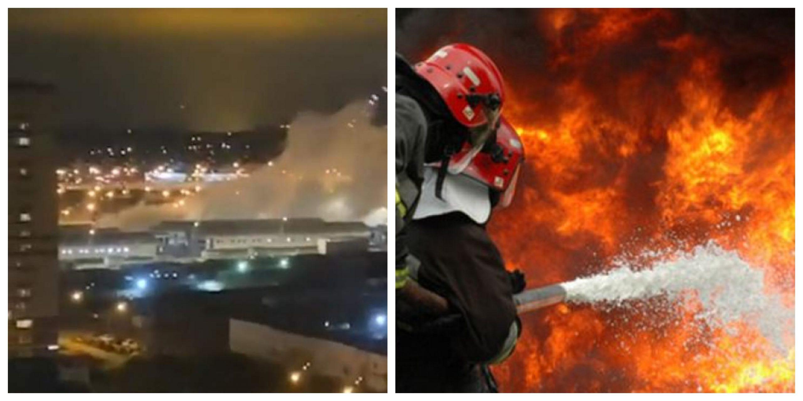 Câte victime a provocat incendiul de la spitalul din Rusia. Sute de pacienți se aflau acolo