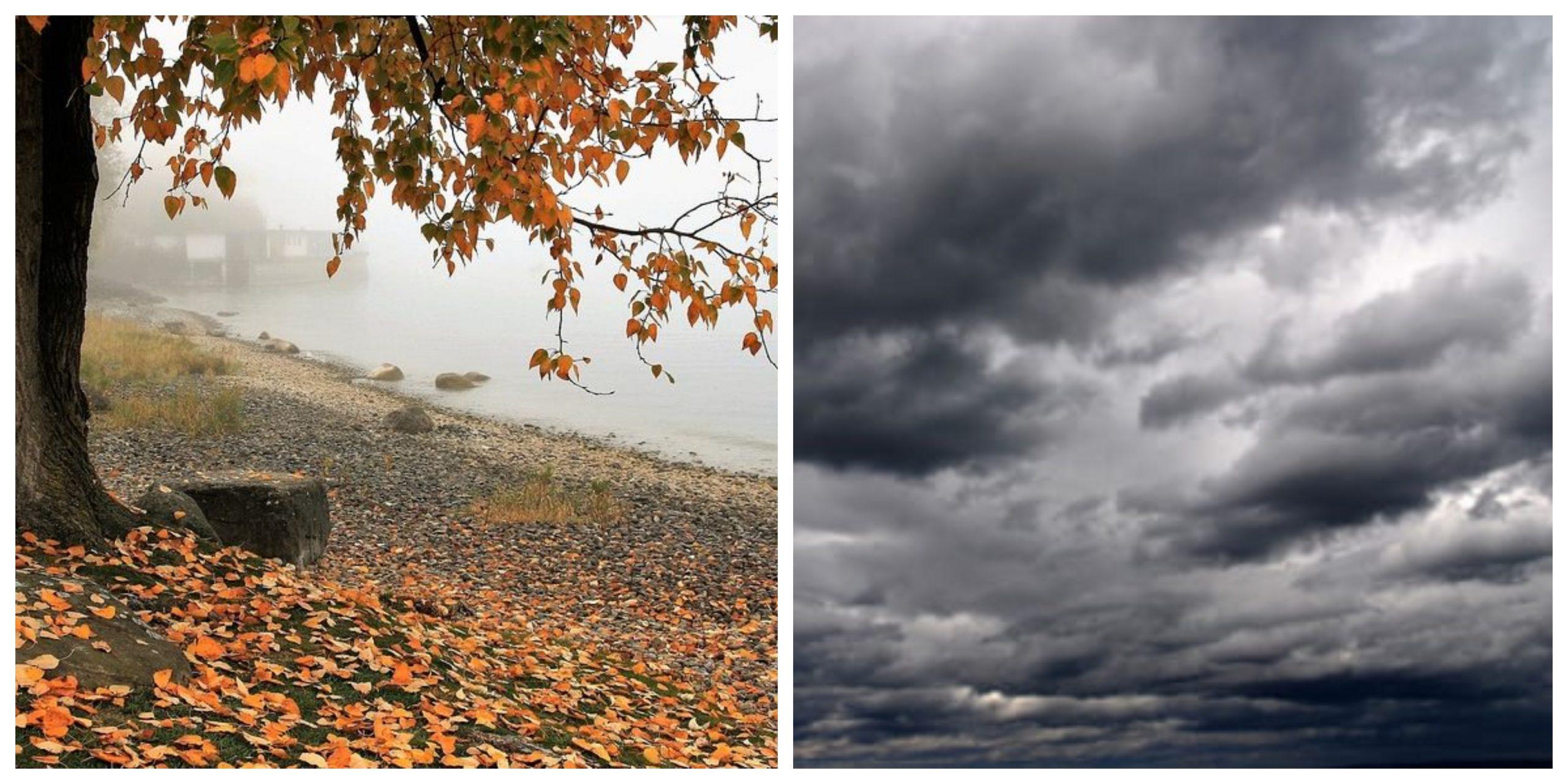 Vremea în București și cele mai importante orașe. Prognoza ANM pentru 17 noiembrie. E anunțată vreme închisă