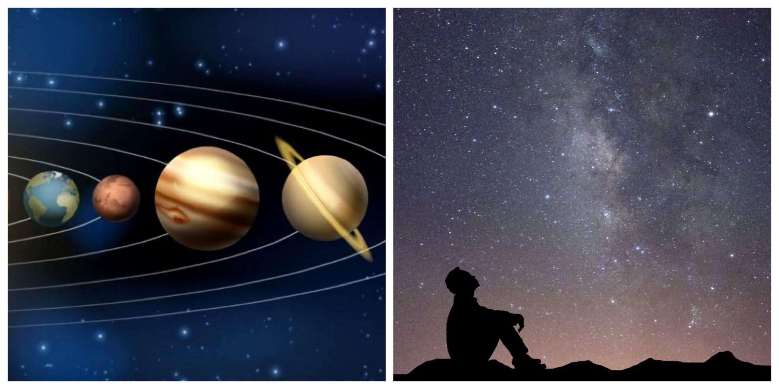 Alinierea extraordinară a planetelor pe 21 decembrie. Ce se întâmplă de Solstițiul de Iarnă