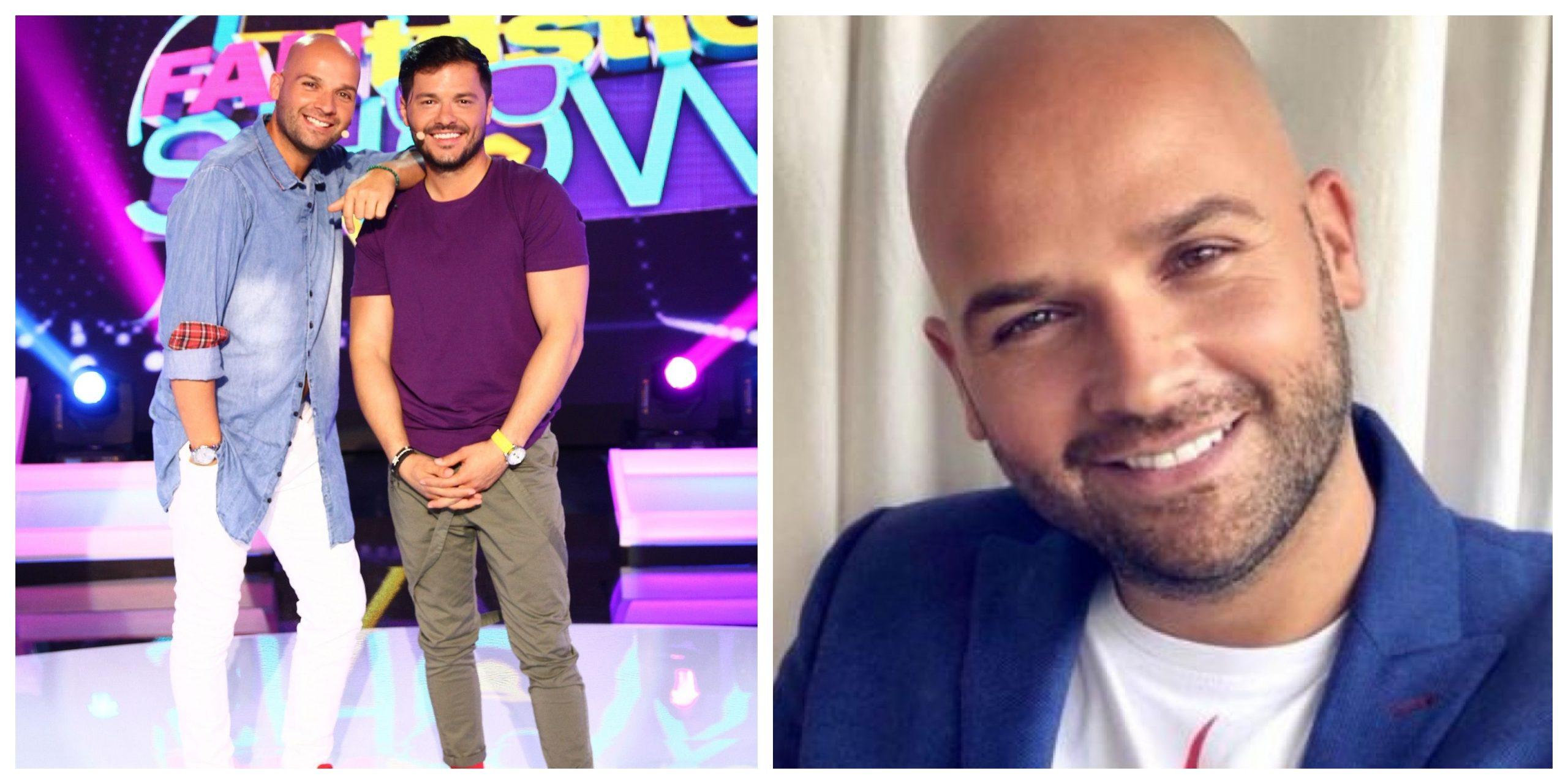 Cele mai spectaculoase transformări ale lui Andrei Ștefănescu la Te cunosc de undeva de la Antena 1. Ce a cântat alături de Liviu Vârciu