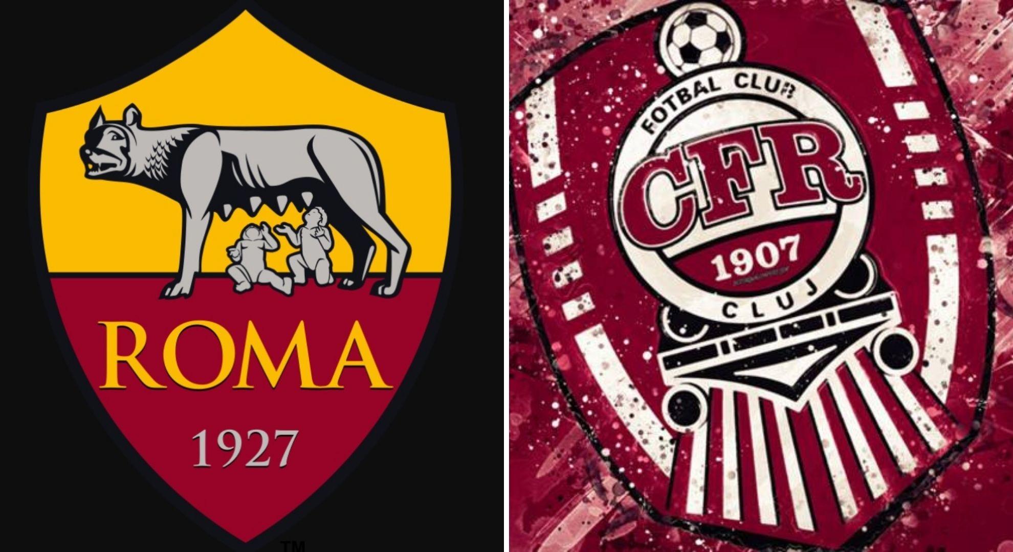 Cine transmite la TV meciul AS Roma - CFR Cluj, din Europa League