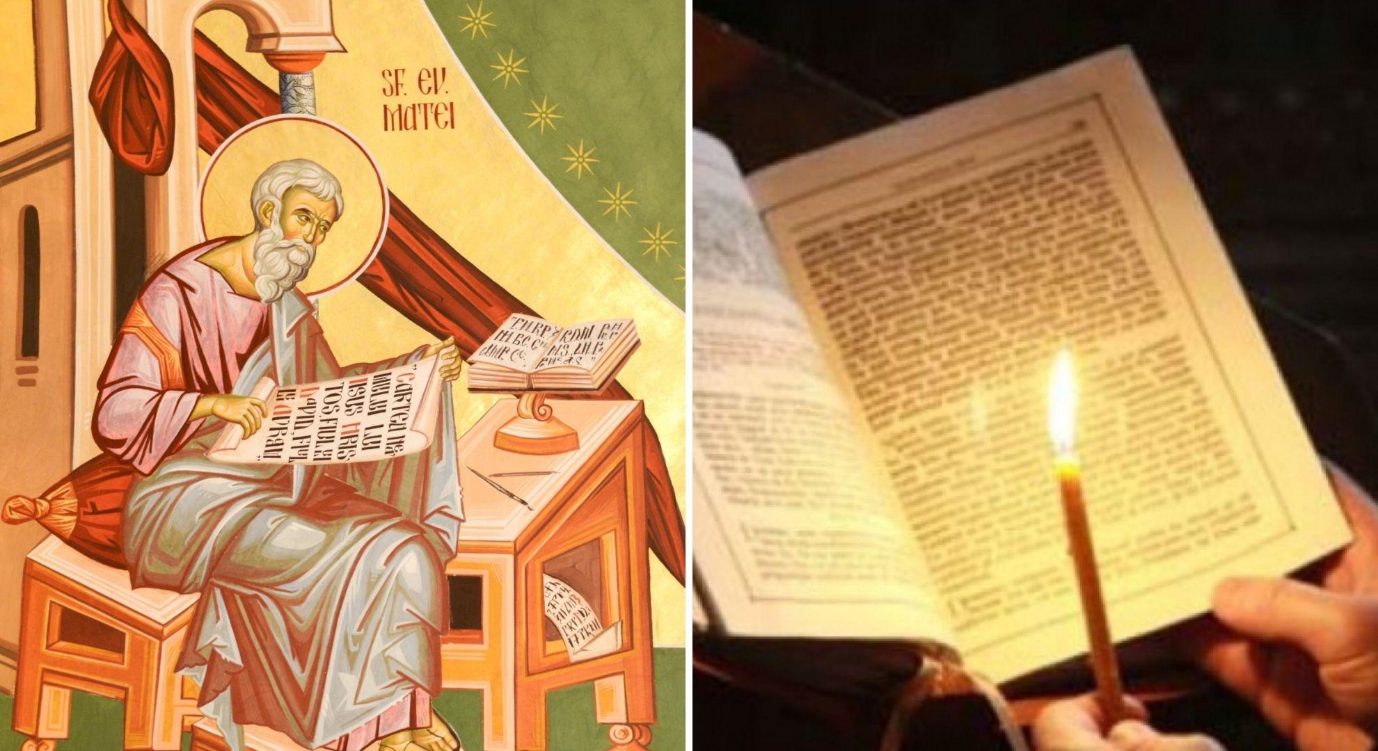 Calendar ortodox 16 noiembrie 2020. Ce mare sfânt este pomenit astăzi