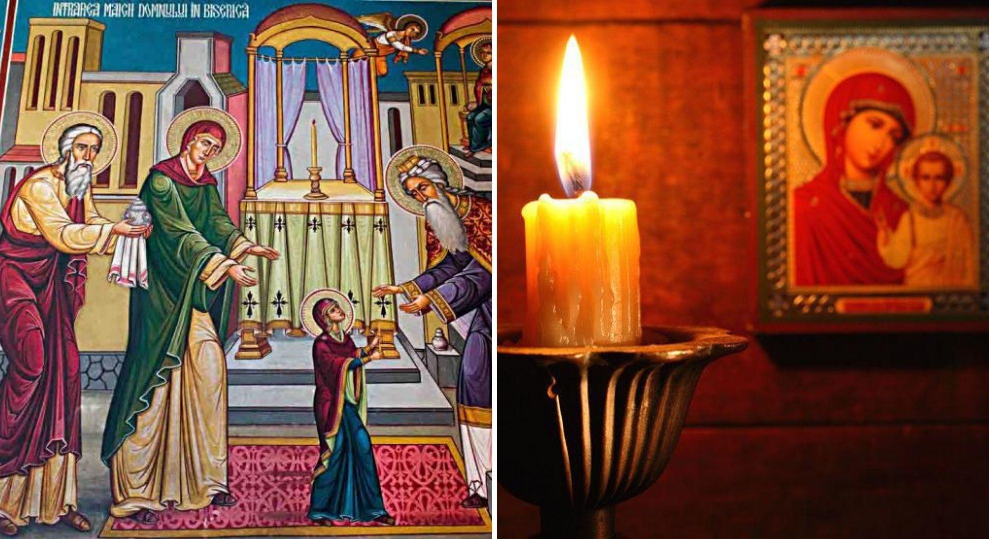 Calendar ortodox 21 noiembrie 2020. Zi de mare sărbătoare pentru creștinii ortodocși