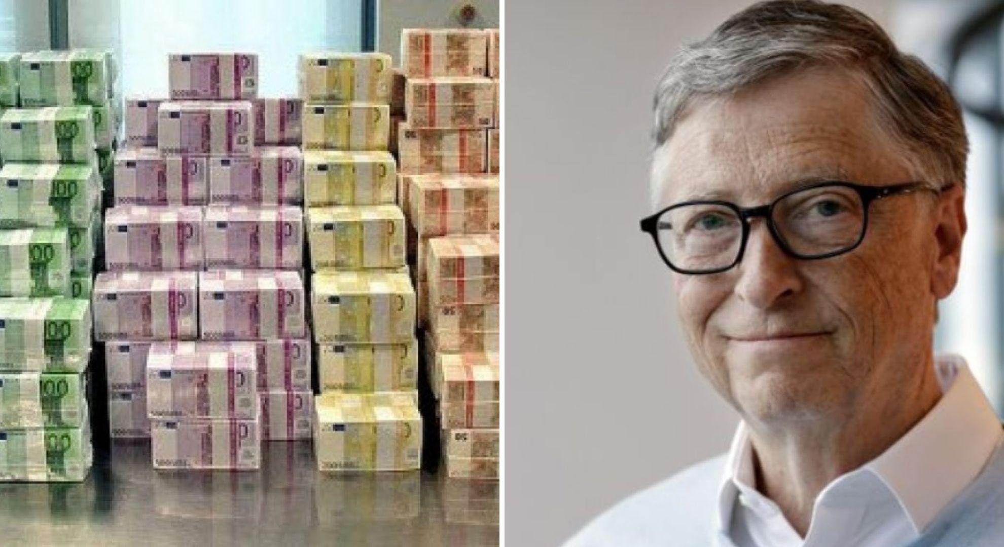Bill Gates a fost detronat. Cine este acum al doilea cel mai bogat om din lume