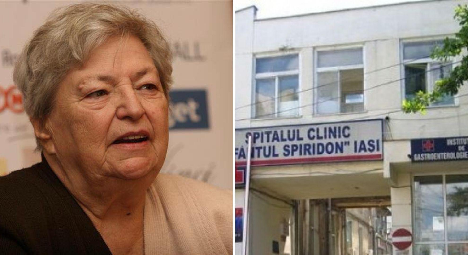 Draga Olteanu Matei a ieșit din comă. Ce spun medicii despre starea ei