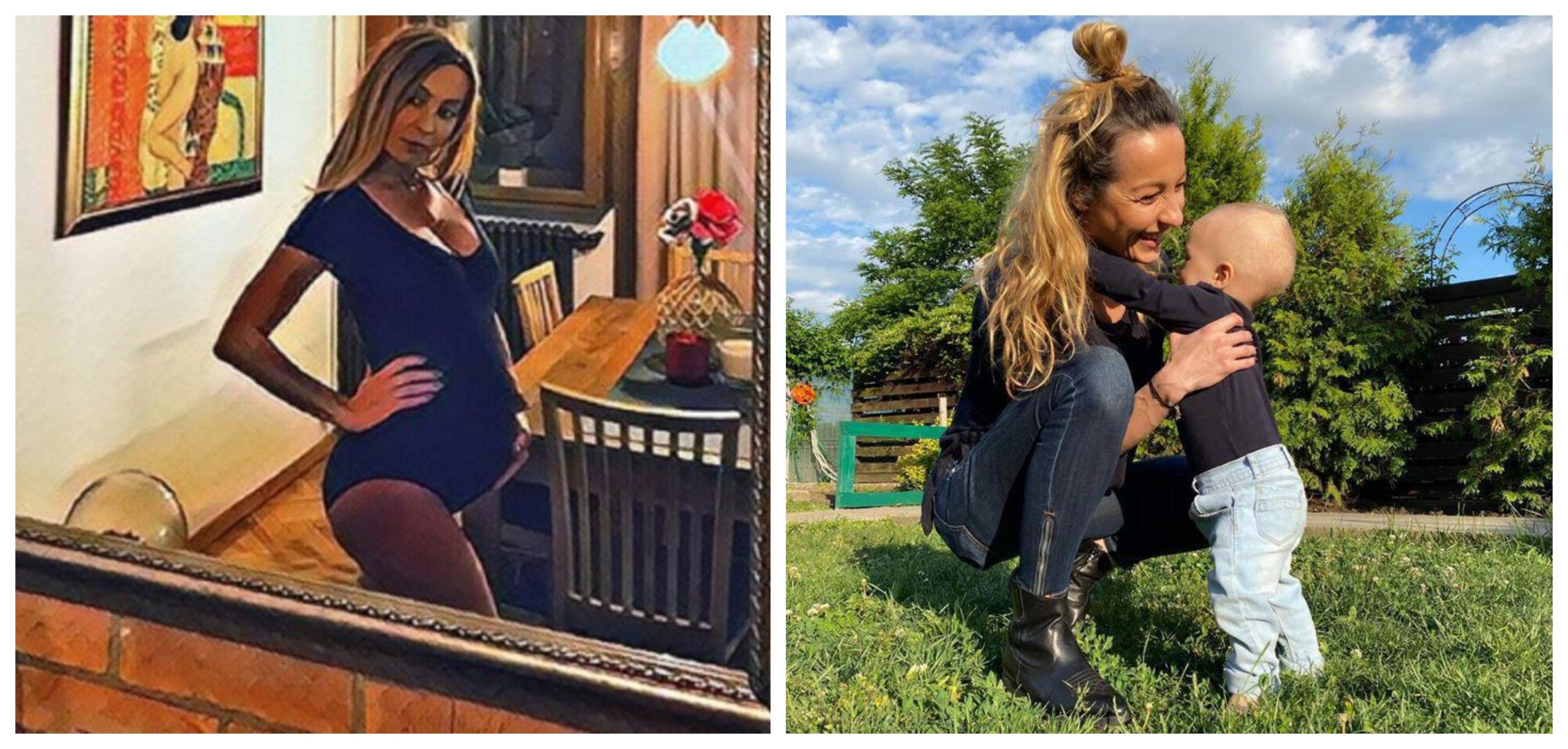 Bucurie mare pentru Flavia Mihășan! Fosta asistentă de la Neatza, din nou însărcinată!