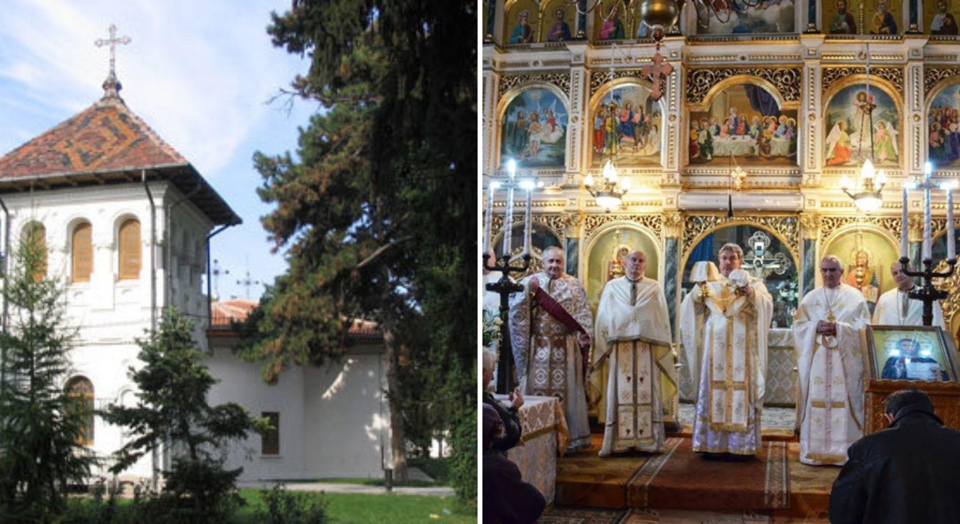Sărbătoare mare la români. Ce biserici și mănăstiri au hramul Sfinților Mihail și Gavril