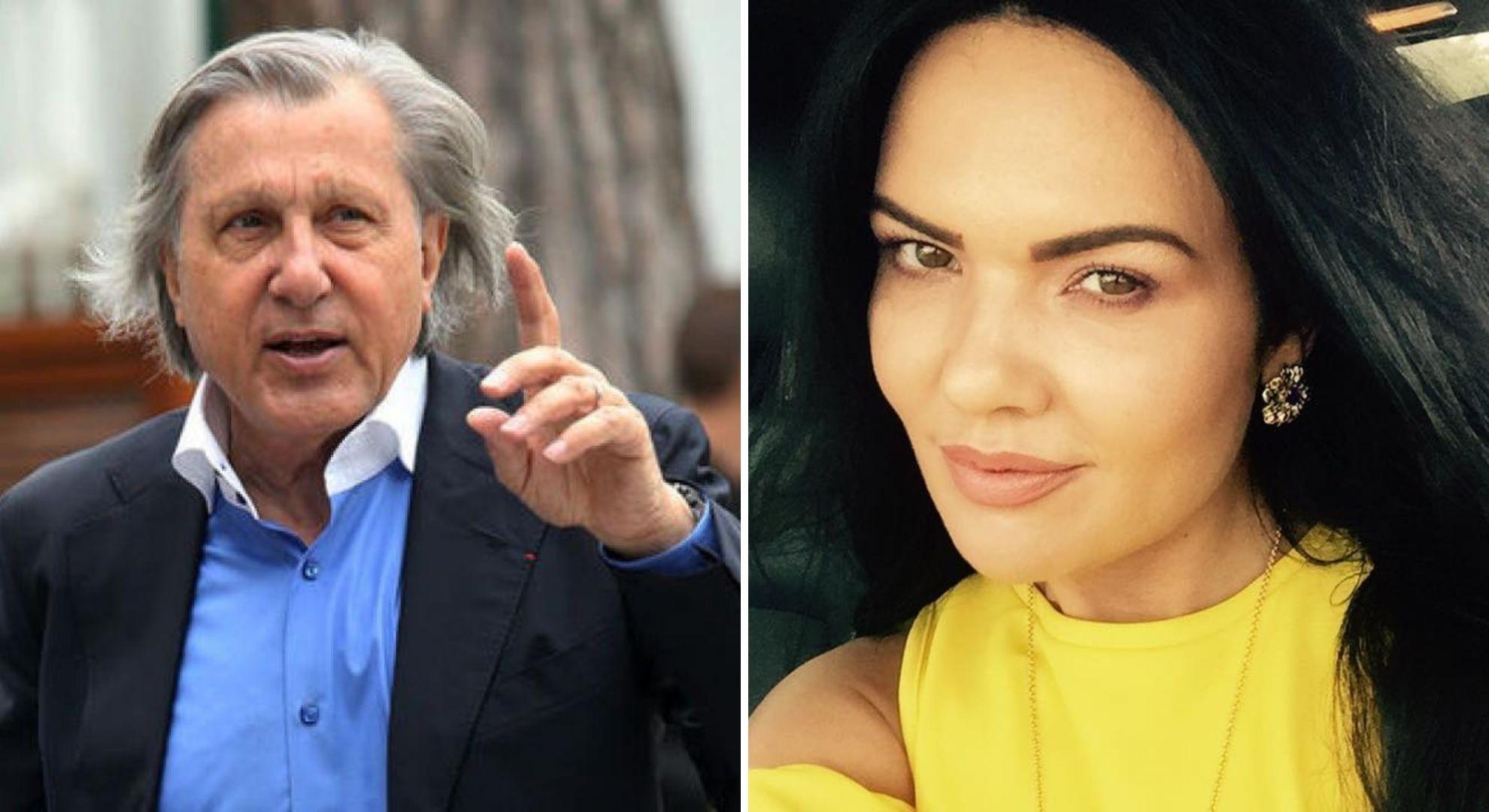 Ilie Năstase și Ioana Simion sfidează vremea. Cum au fost surprinși cei doi îndrăgostiți