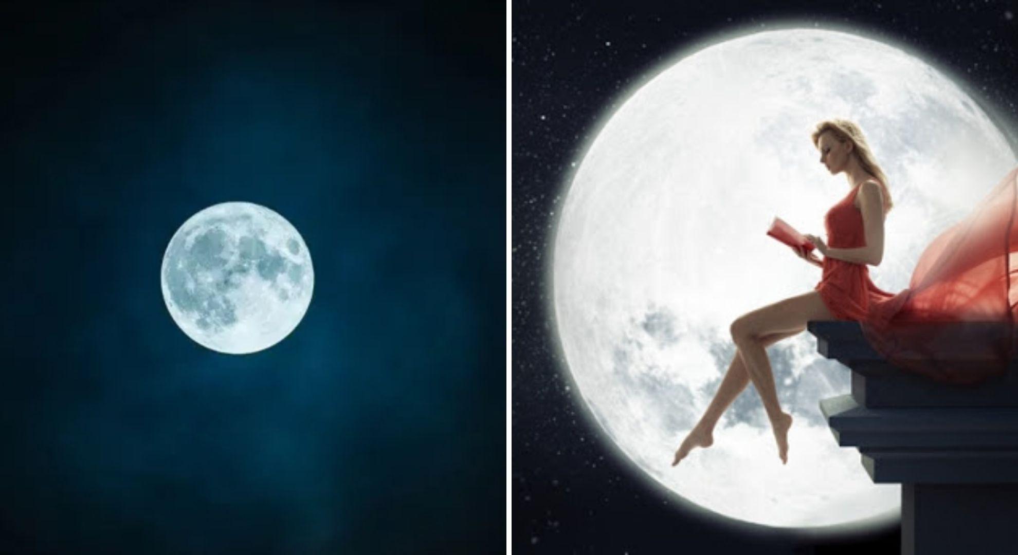 Când are loc prima lună plină din noiembrie. În ce dată și la ce oră trebuie să privim cerul ca s-o vedem în toată splendoarea