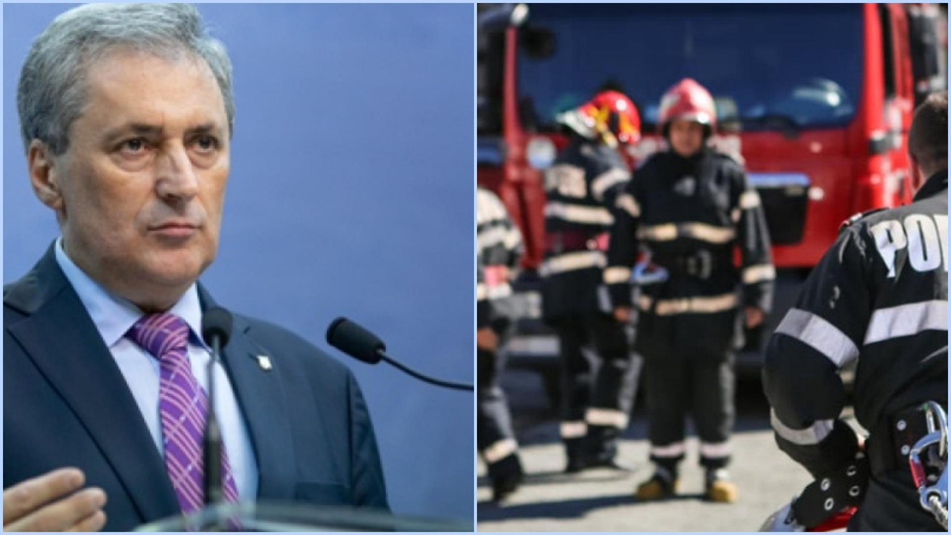 MAI Anunță noi măsuri după incendiul de la ATI Piatra Neamț