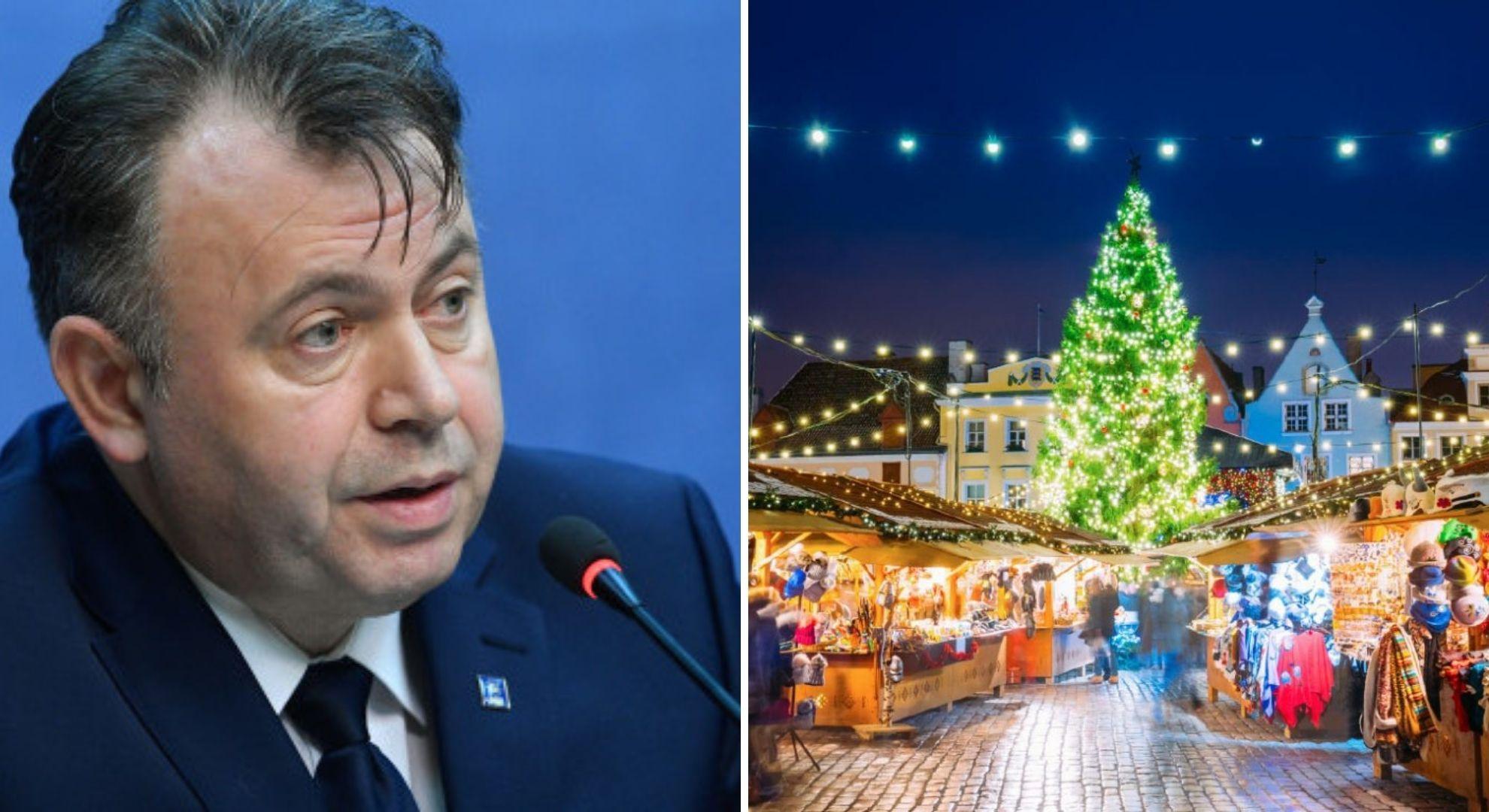 """Ministrul Sănătății: """"Ce va fi de Crăciun depinde de ce va fi mâine, de ce va fi peste două, trei sau patru săptămâni"""""""
