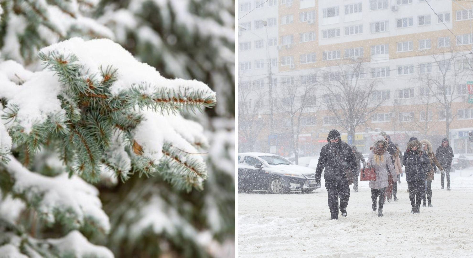 Prognoza meteo 30 noiembrie 2020. Meteorologii anunță prima ninsoare în Capitală