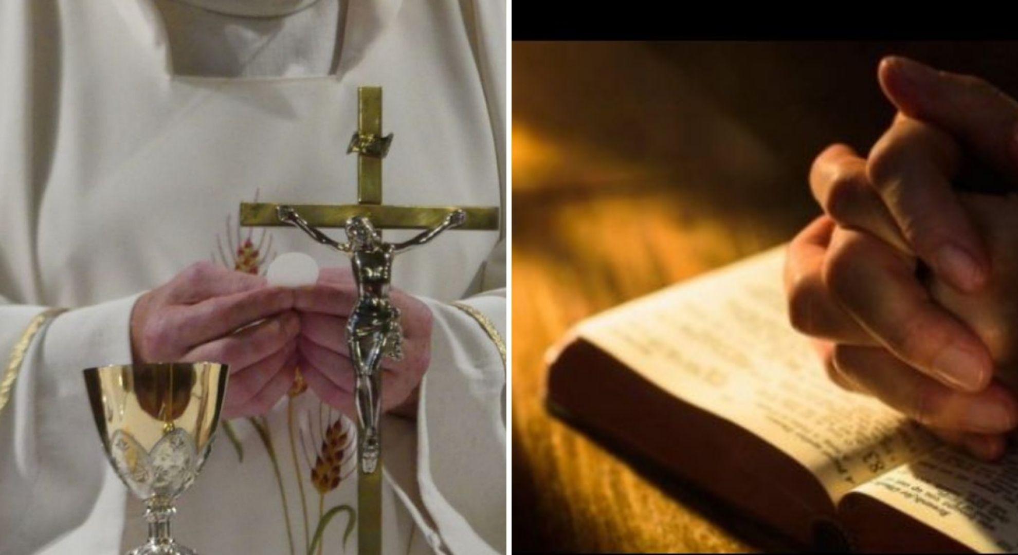 """Rugăciunea """"Tatăl nostru"""" se modifică din 29 noiembrie. Iată care este noua versiune"""