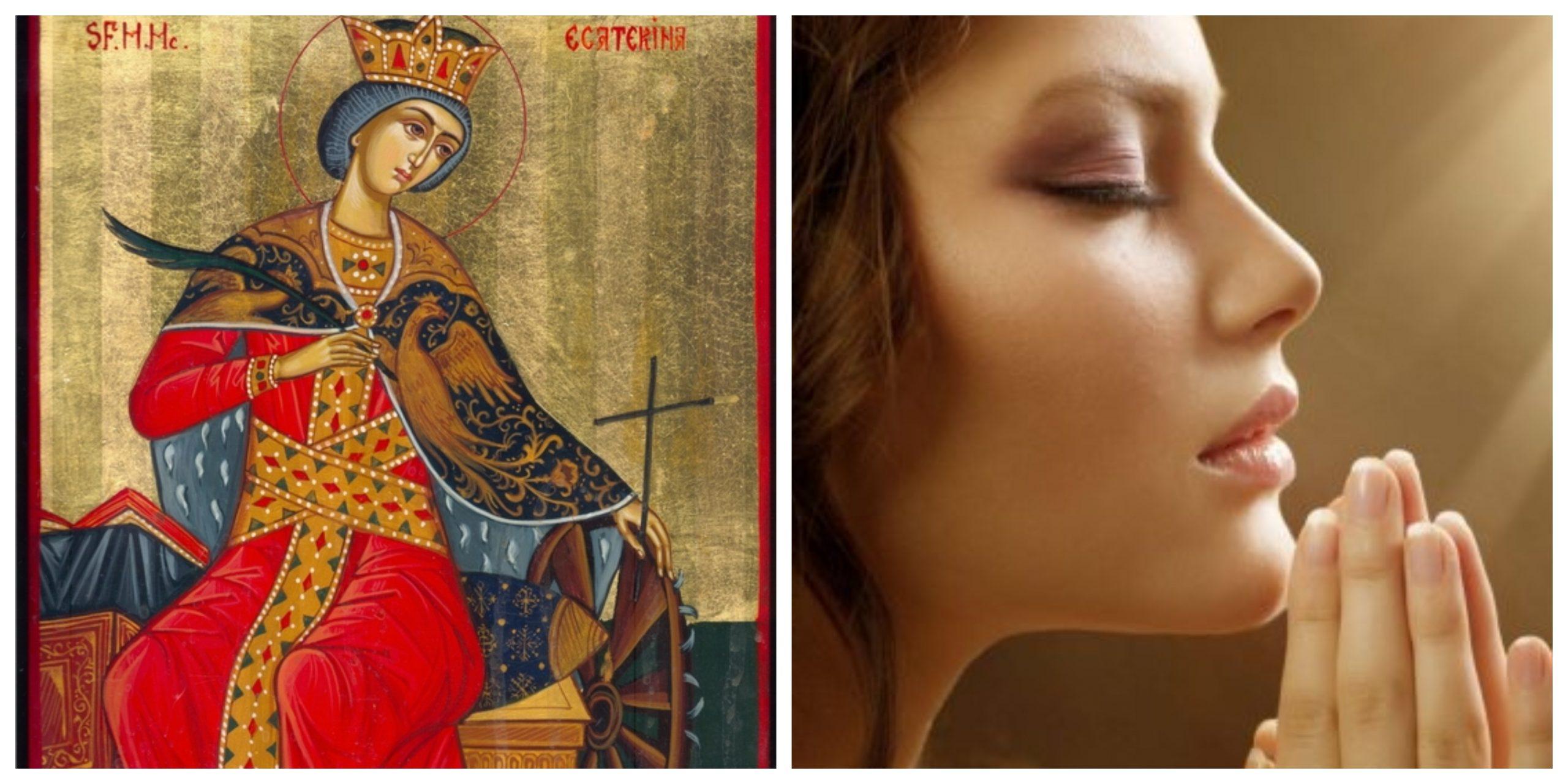 Calendar ortodox 25 noiembrie. Ce nu ai voie să faci de Sfânta Ecaterina