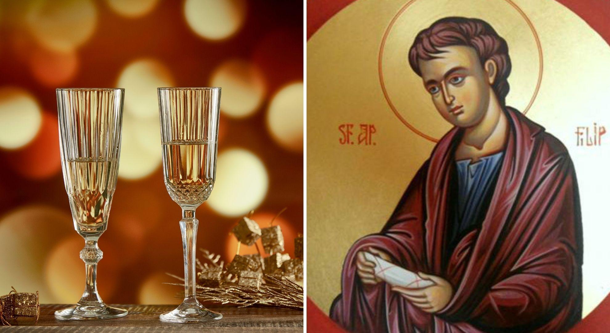 La mulți ani de Sfântul Filip. Mesaje și felicitări pentru toți cei care poartă acest nume