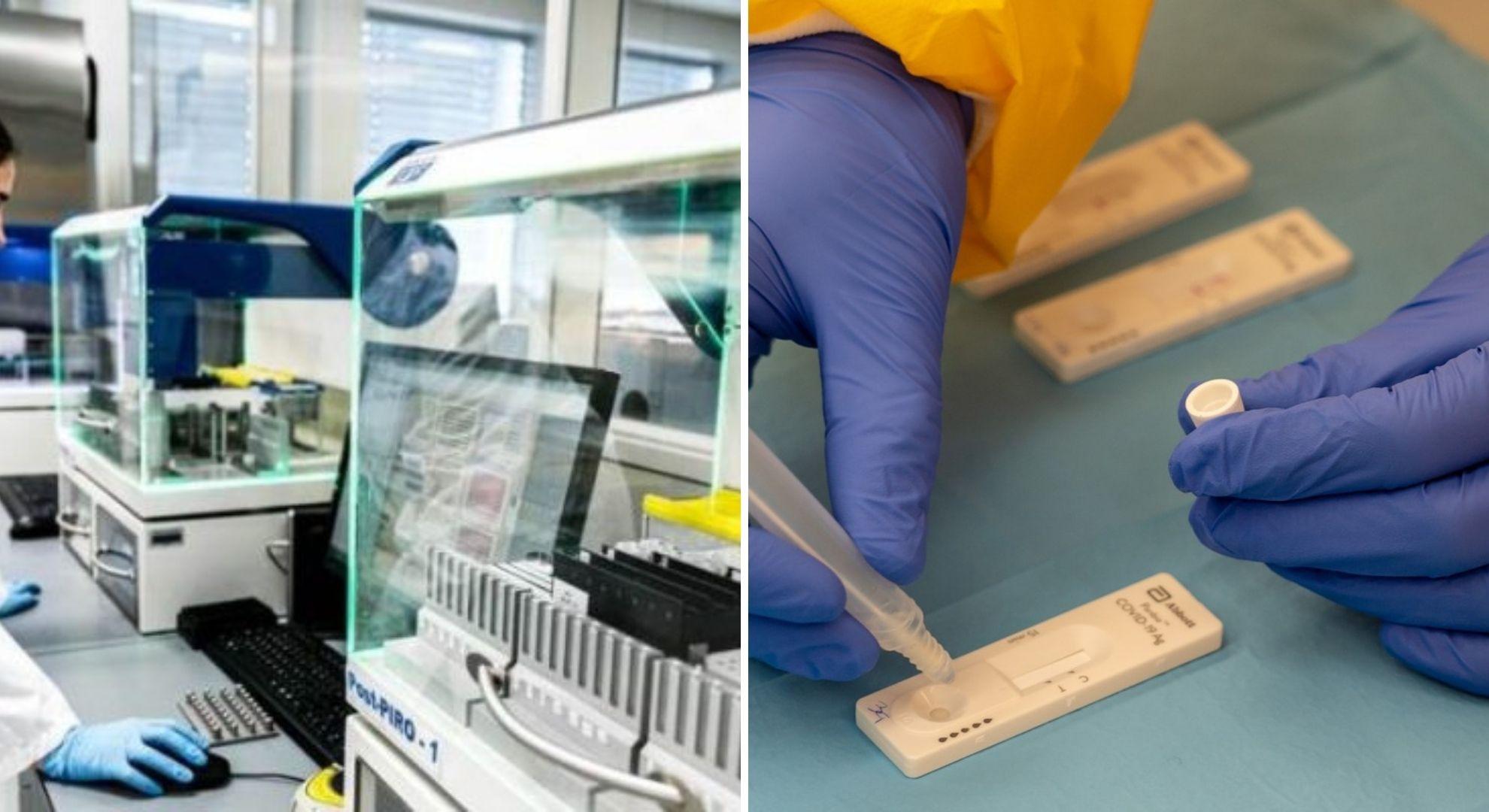 Slovacia este prima țară din lume care testează în masă pentru COVID-19